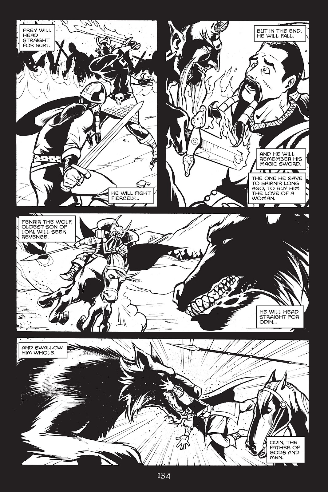 Read online Gods of Asgard comic -  Issue # TPB (Part 2) - 56