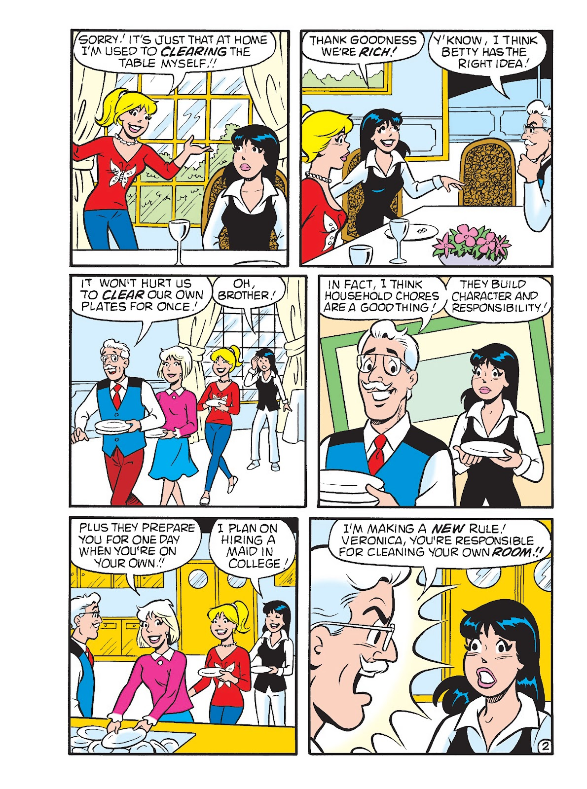 Betty and Veronica Double Digest issue 291 - Page 149