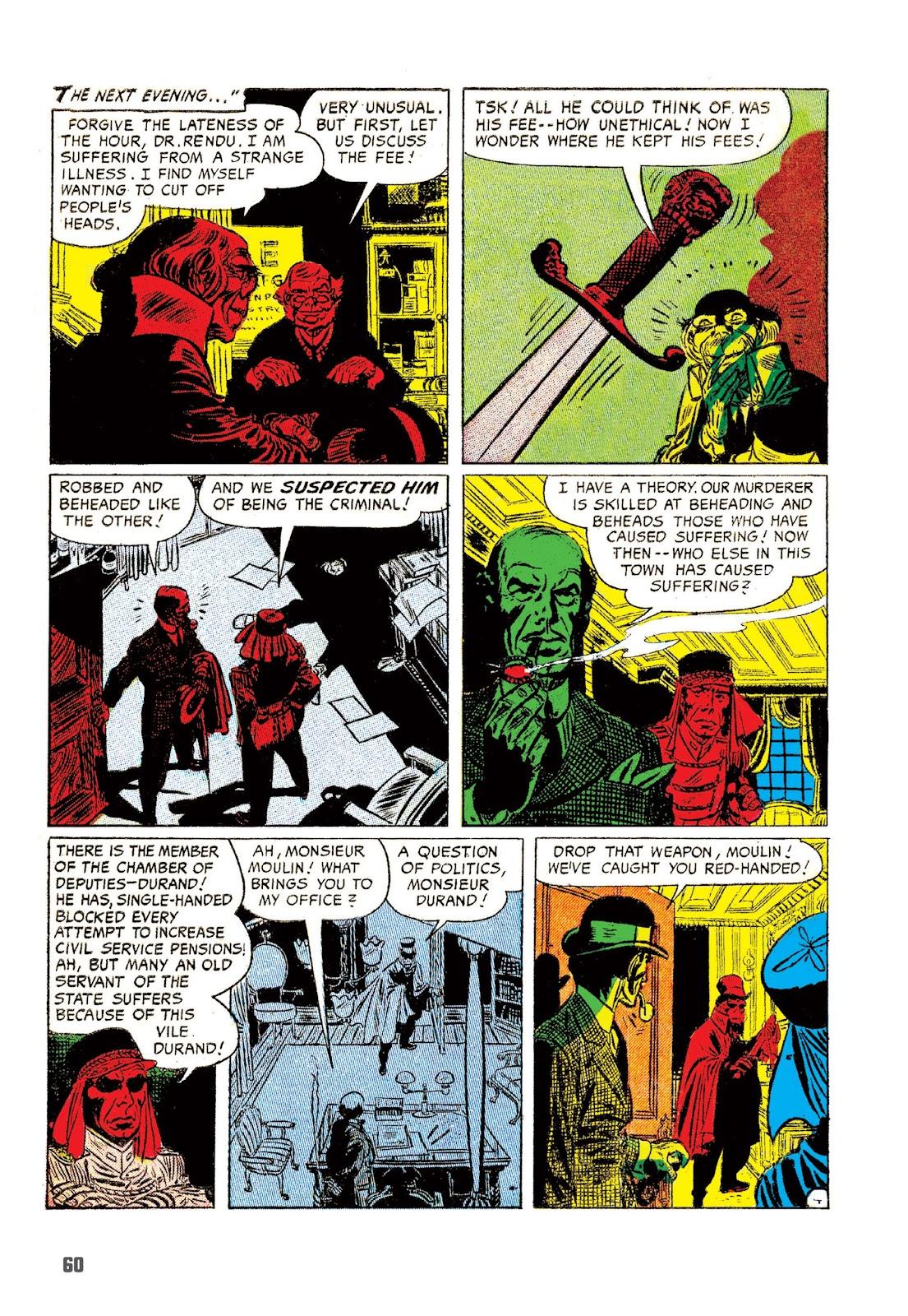 Read online The Joe Kubert Archives comic -  Issue # TPB (Part 1) - 71