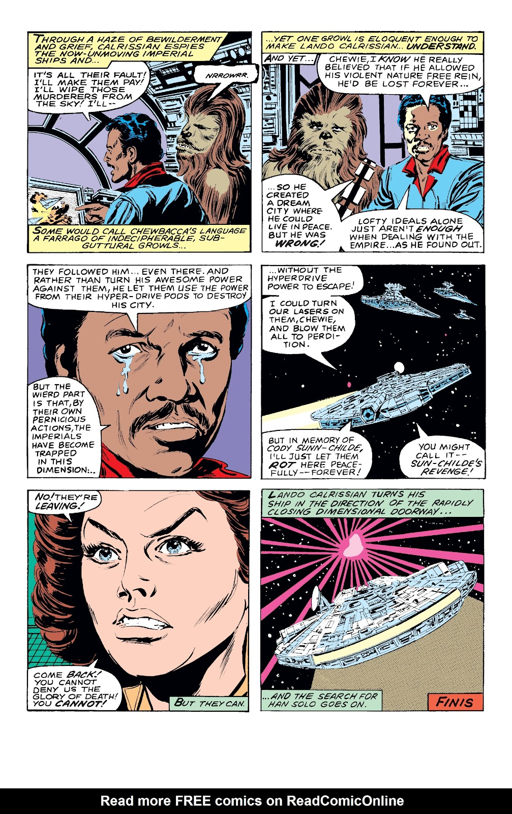 Read online Star Wars Legends: The Original Marvel Years - Epic Collection comic -  Issue # TPB 3 (Part 2) - 58