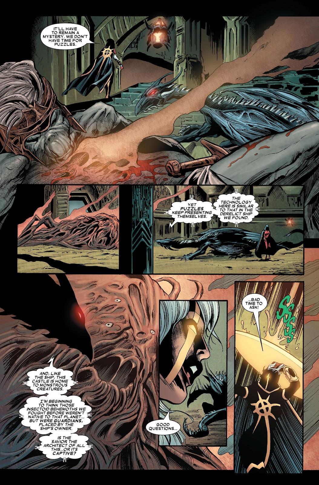 Annihilation: Conquest - Quasar issue 3 - Page 13