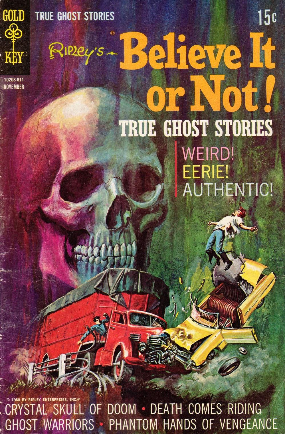 Ripleys Believe it or Not! (1965) 11 Page 1