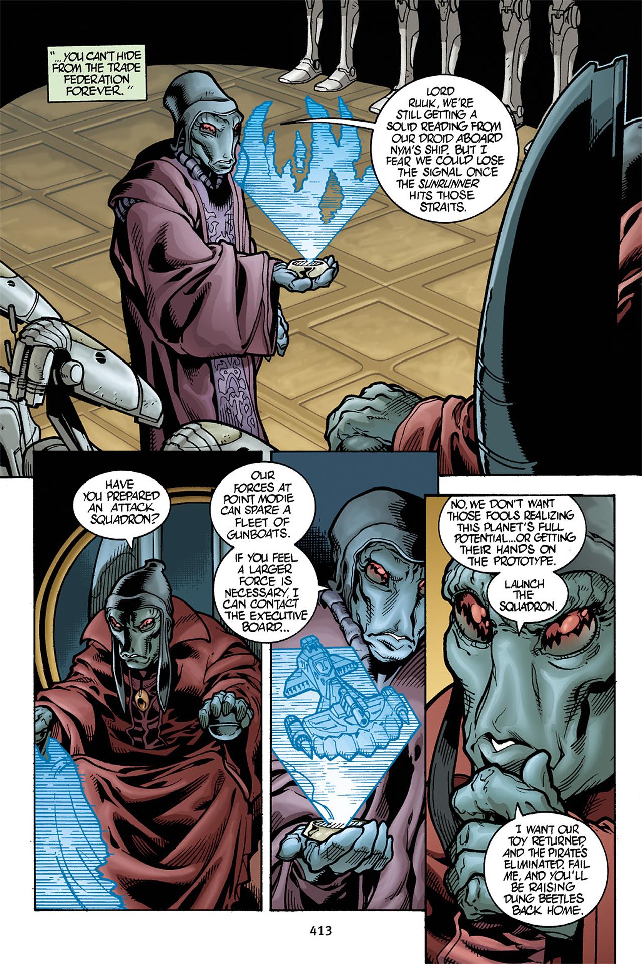 Read online Star Wars Omnibus comic -  Issue # Vol. 10 - 406