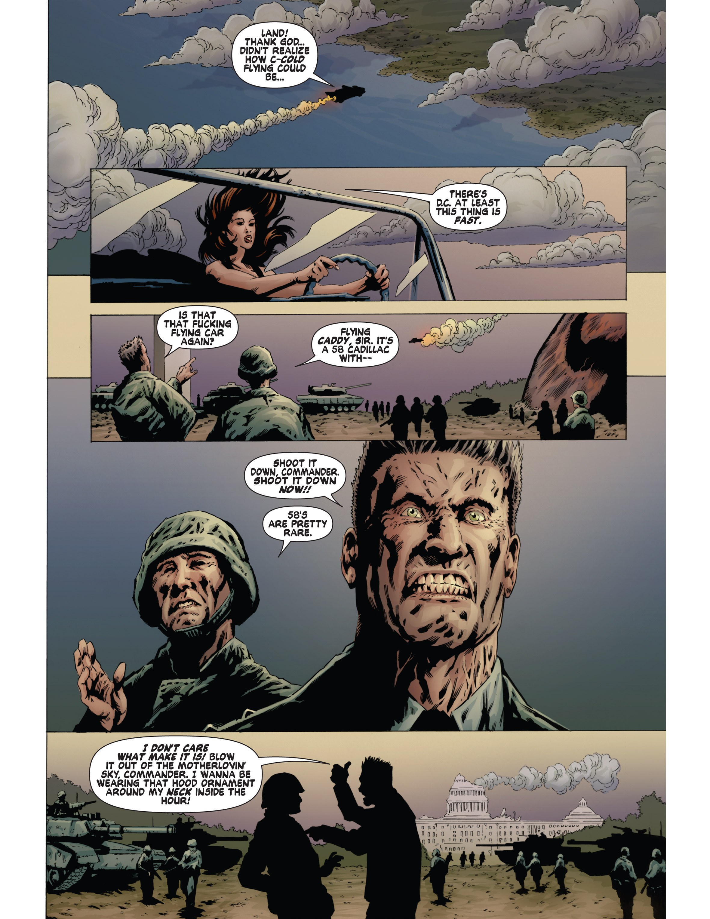 Read online Bad Planet comic -  Issue # TPB - 117