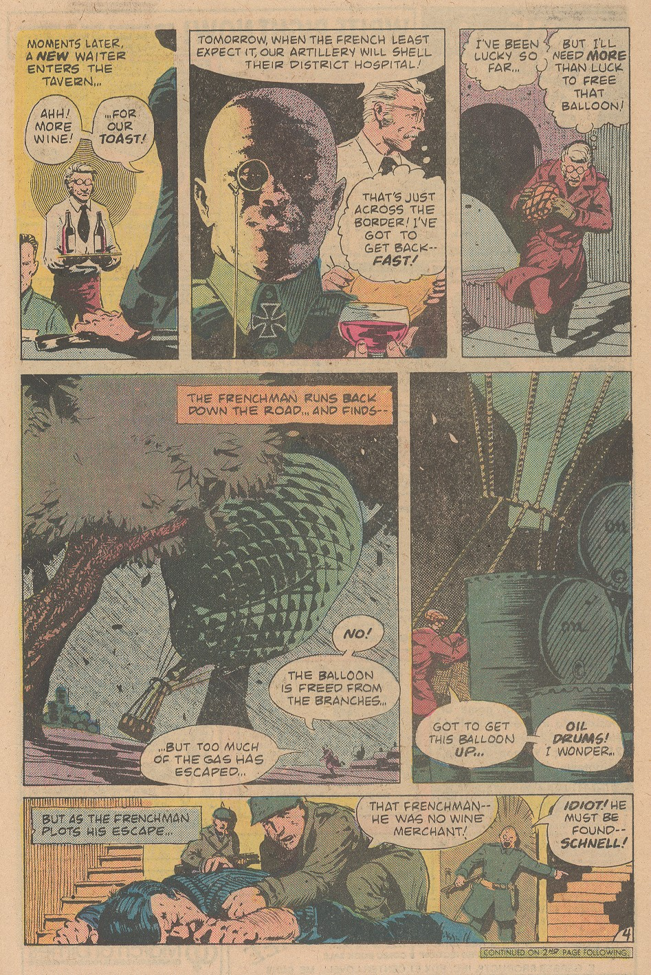 Read online Sgt. Rock comic -  Issue #355 - 18