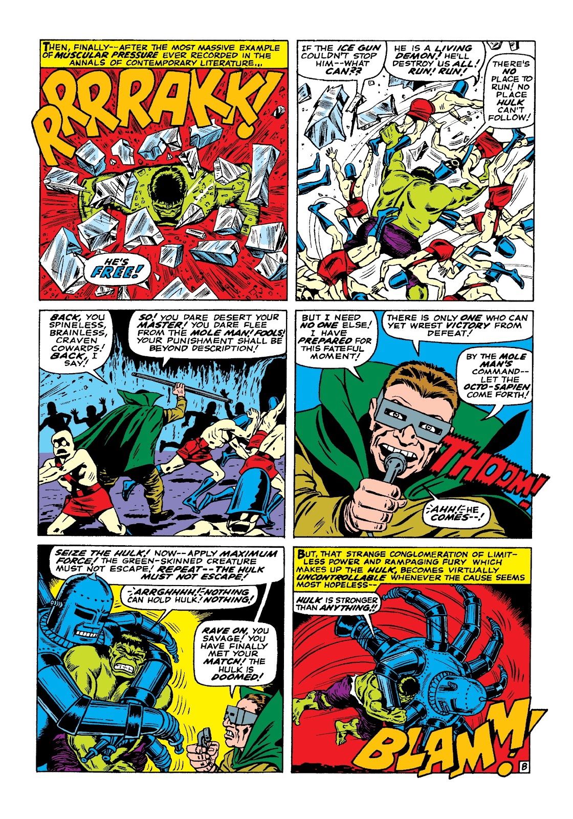 Read online Marvel Masterworks: The Incredible Hulk comic -  Issue # TPB 3 (Part 1) - 15