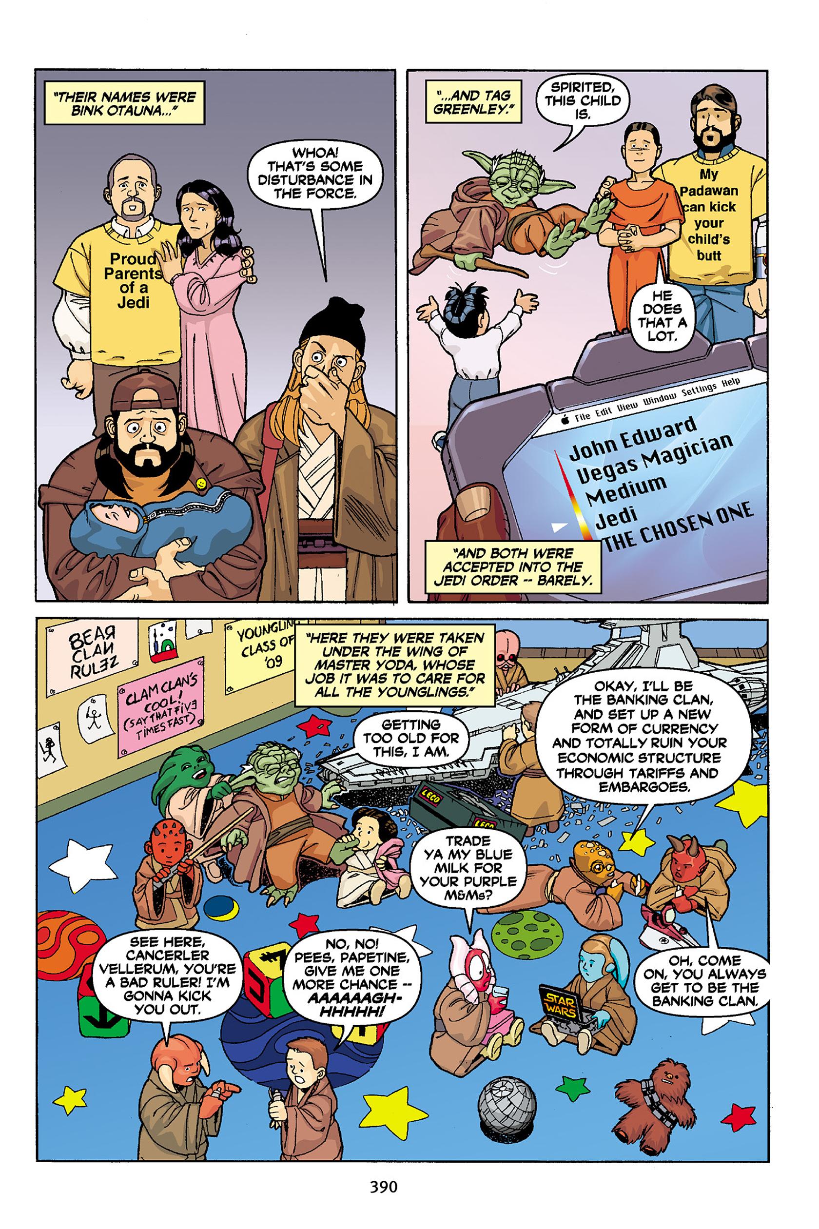 Read online Star Wars Omnibus comic -  Issue # Vol. 30 - 381