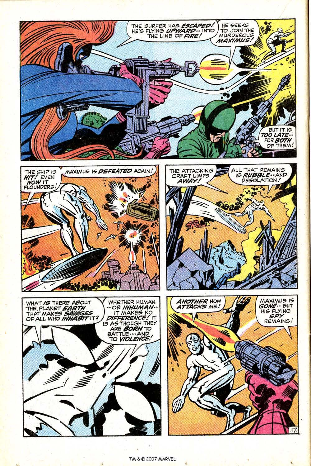 Silver Surfer (1968) issue 18 - Page 24