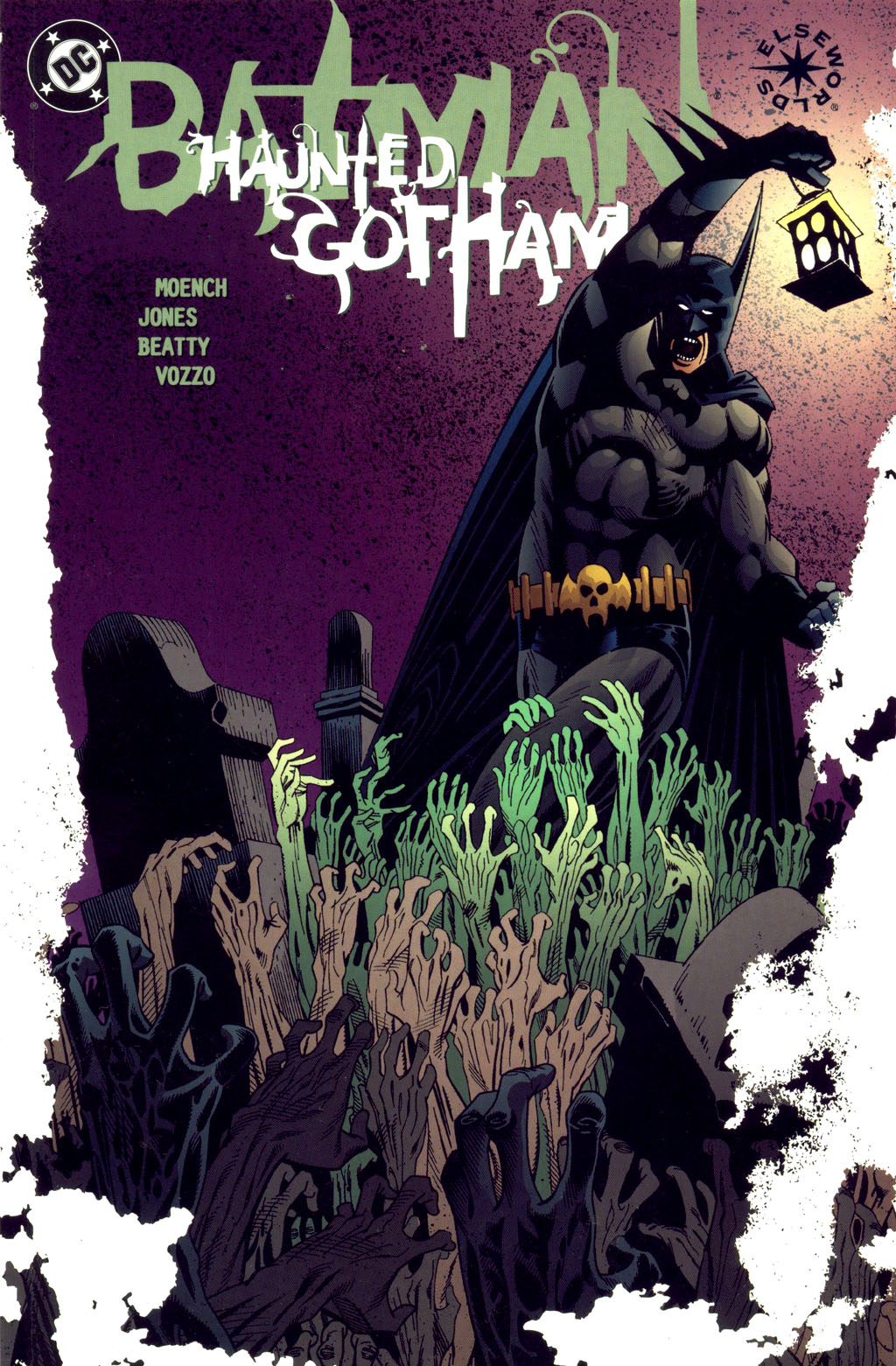 Read online Batman: Haunted Gotham comic -  Issue #2 - 1