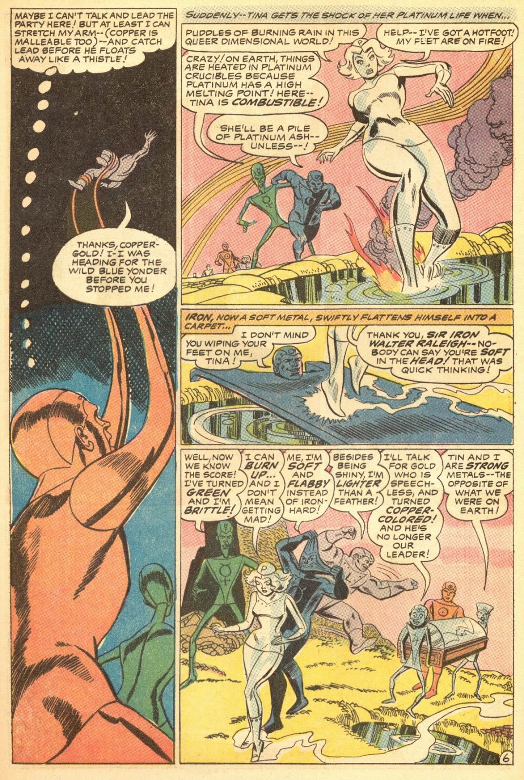 Metal Men (1963) issue 30 - Page 8