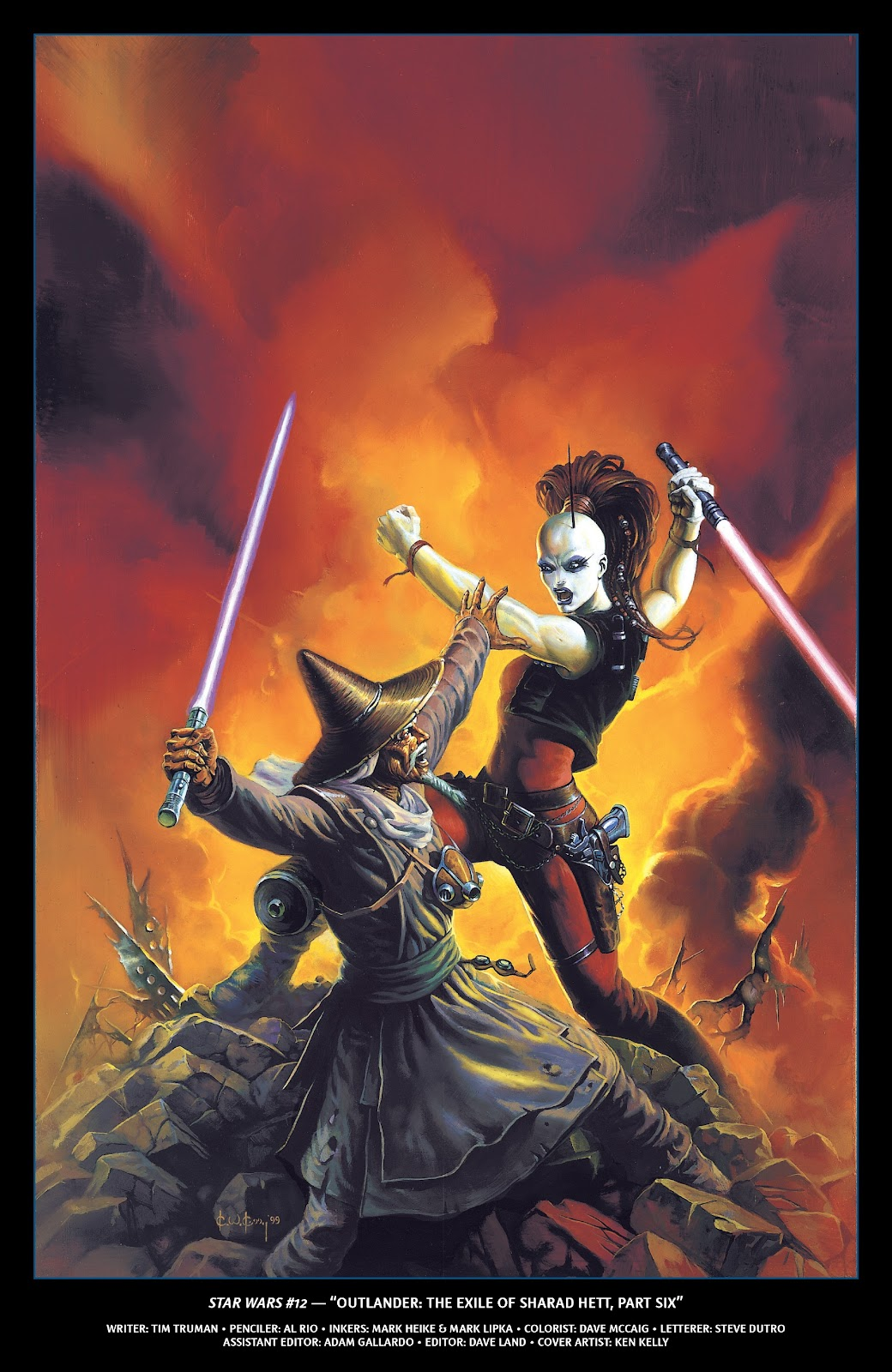 Read online Star Wars Legends Epic Collection: The Menace Revealed comic -  Issue # TPB (Part 3) - 10