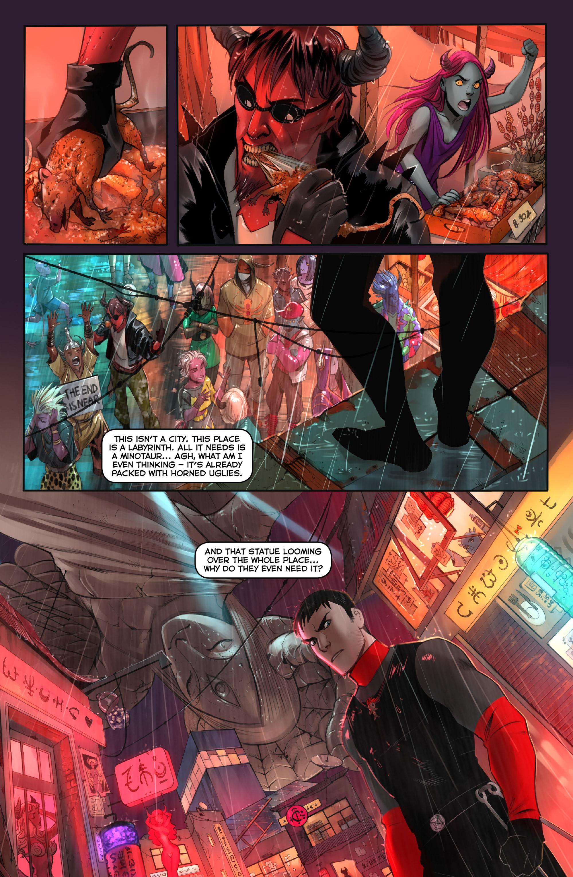 Read online Demonslayer, Vol. 2 comic -  Issue #4 - 6