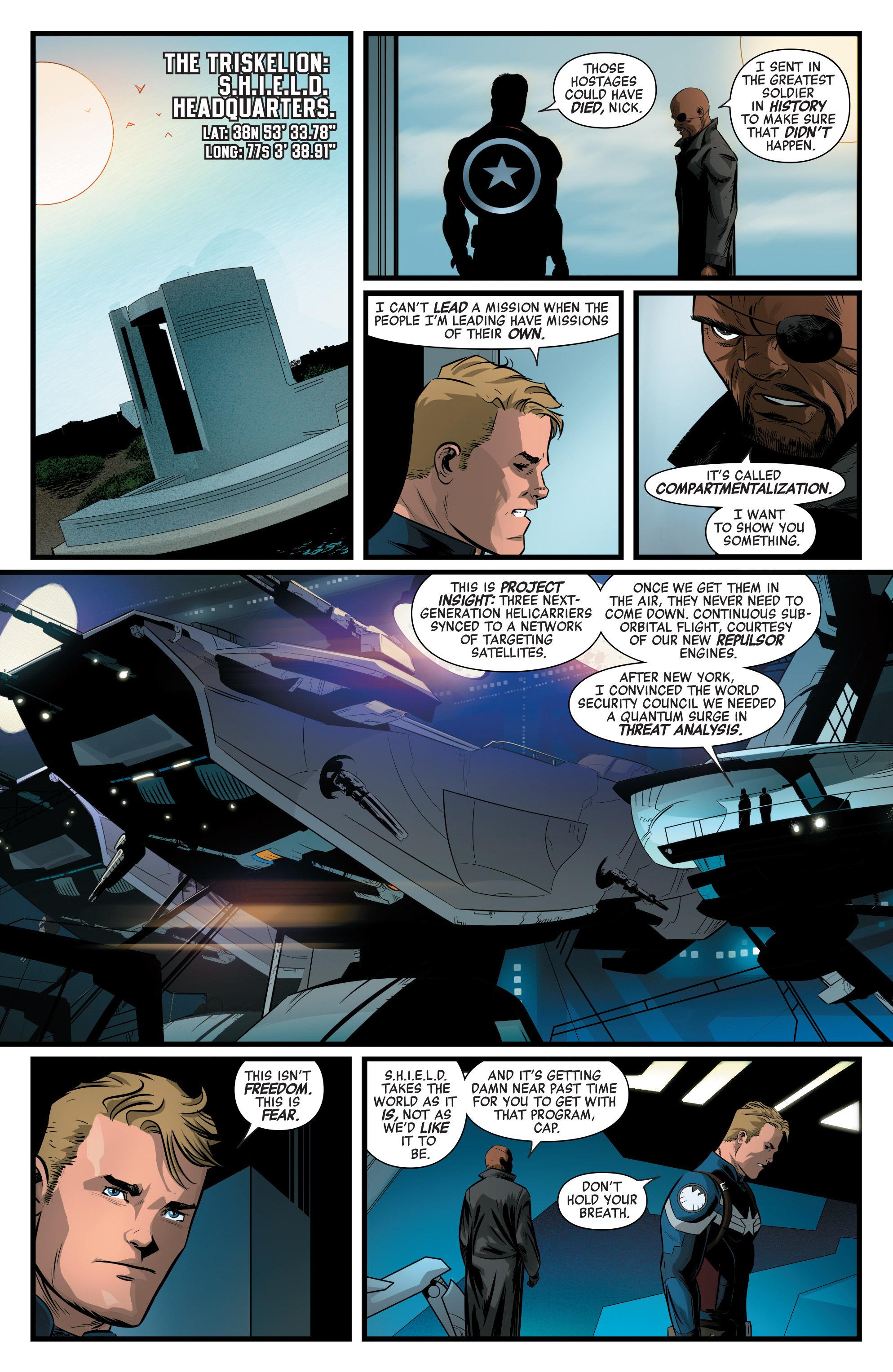 Read online Captain America: Civil War Prelude comic -  Issue #3 - 6