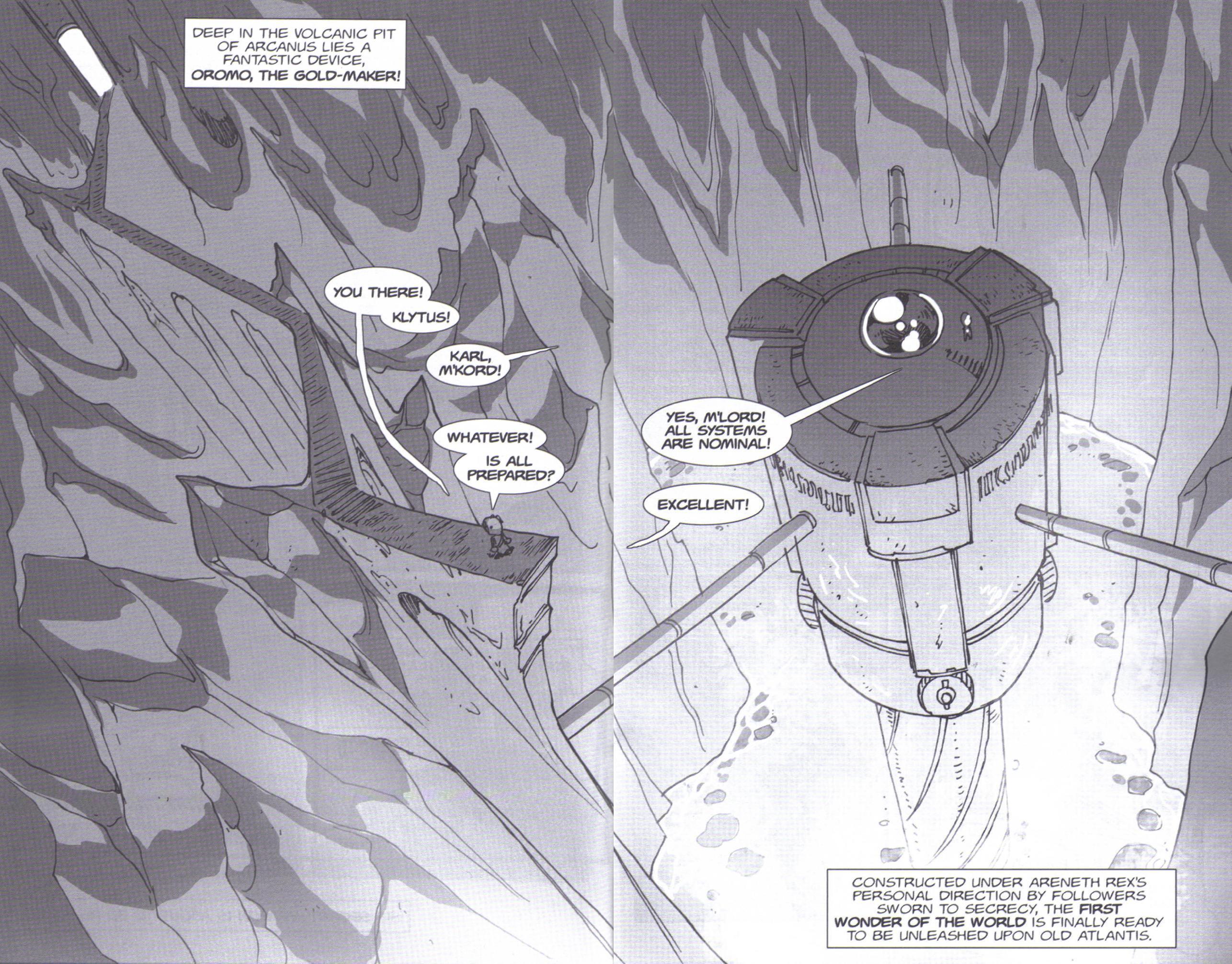 Read online Pirates vs. Ninjas: Global Harming comic -  Issue # Full - 14