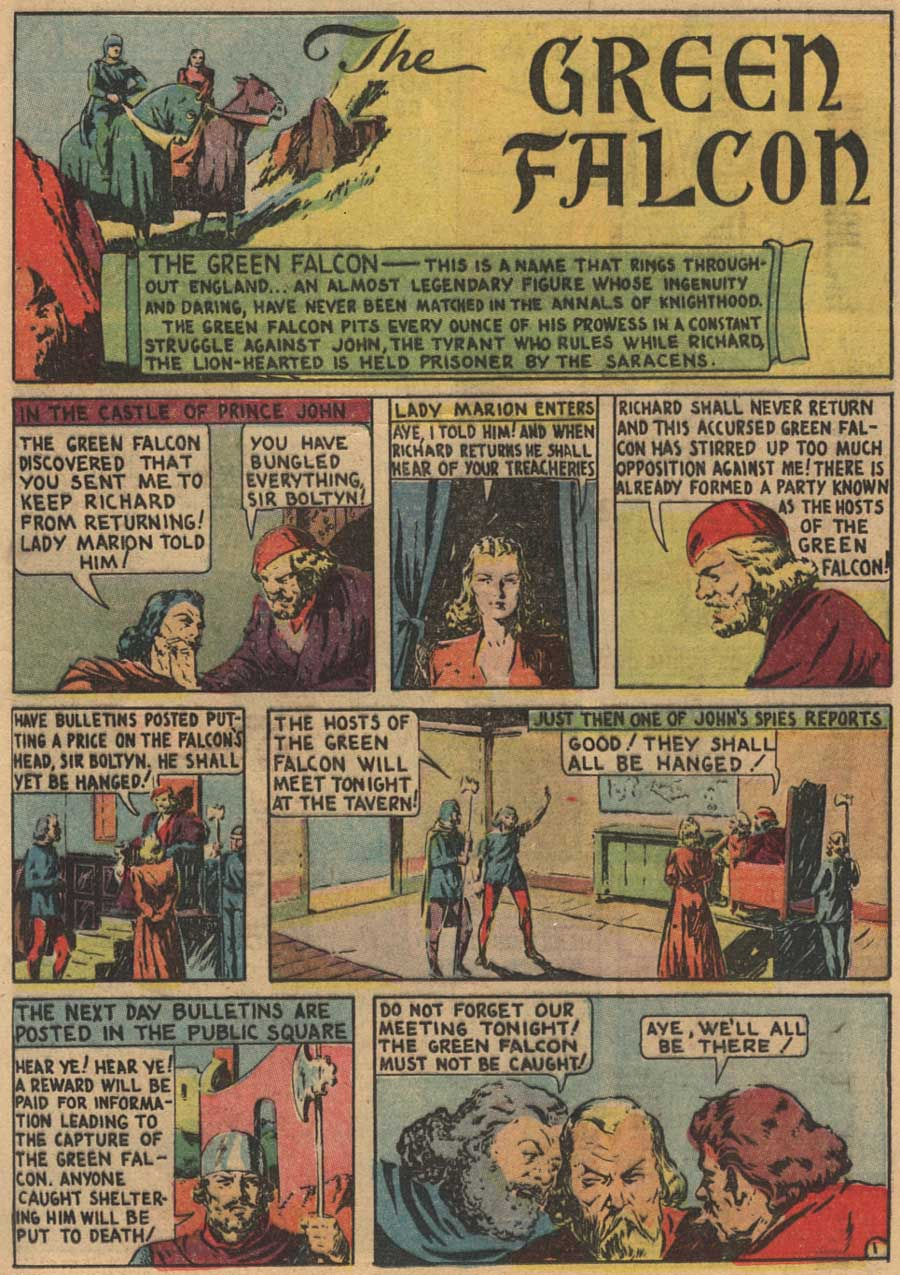 Blue Ribbon Comics (1939) issue 7 - Page 61