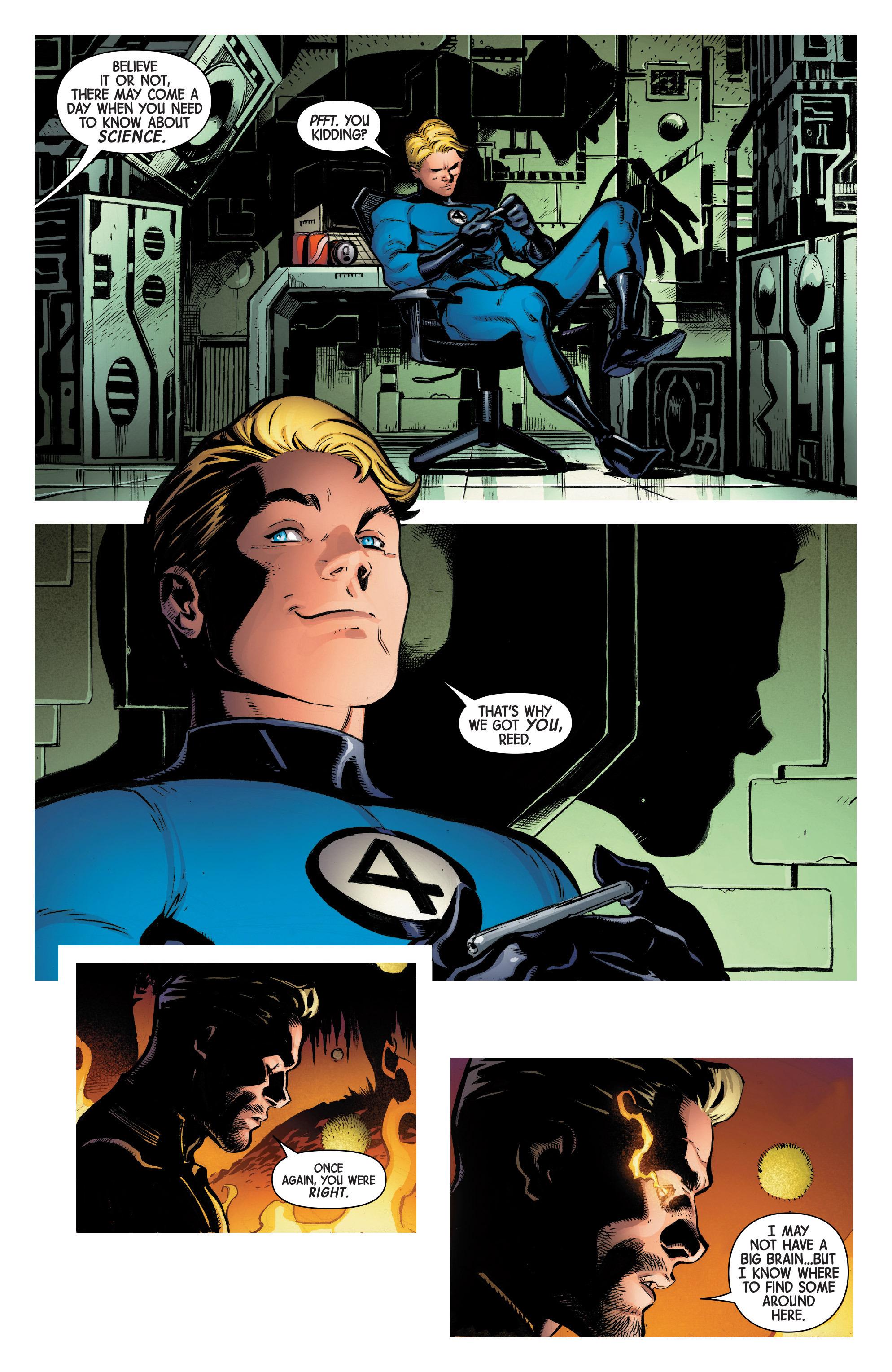 Read online Uncanny Avengers [II] comic -  Issue #2 - 8