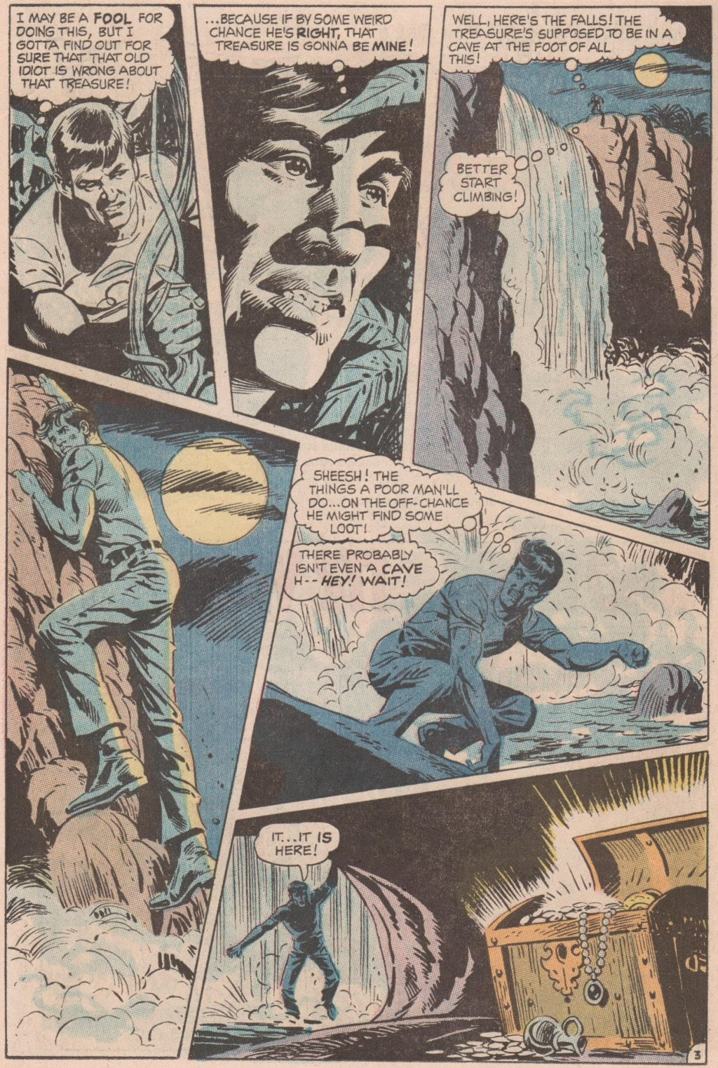 The Witching Hour (1969) issue 6 - Page 20