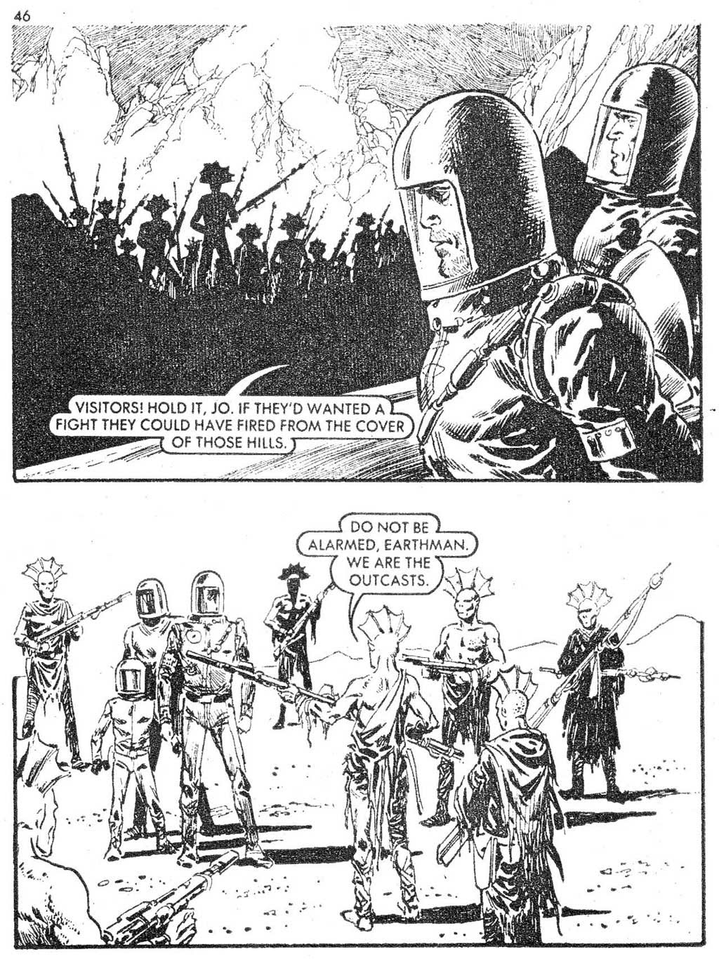 Starblazer issue 16 - Page 46
