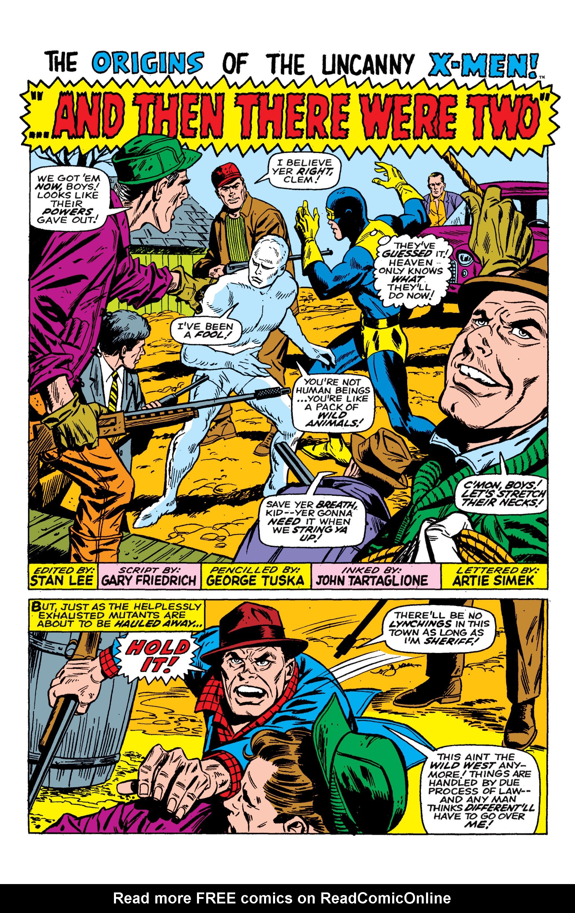Read online Uncanny X-Men (1963) comic -  Issue #46 - 17