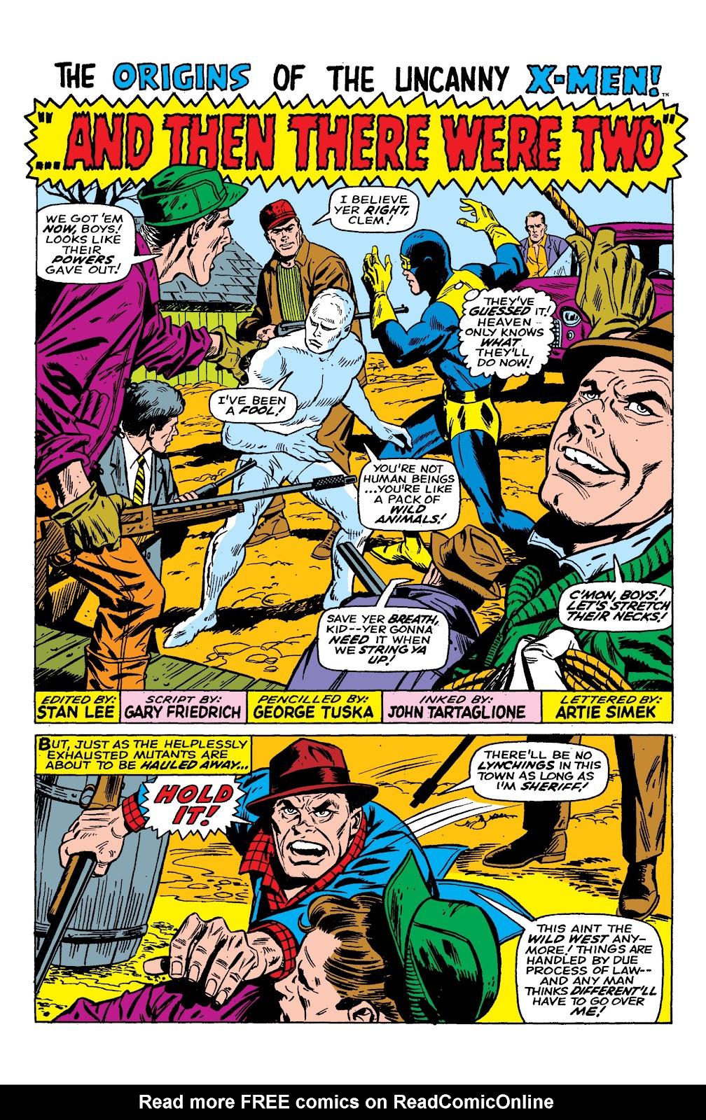 Uncanny X-Men (1963) issue 46 - Page 17