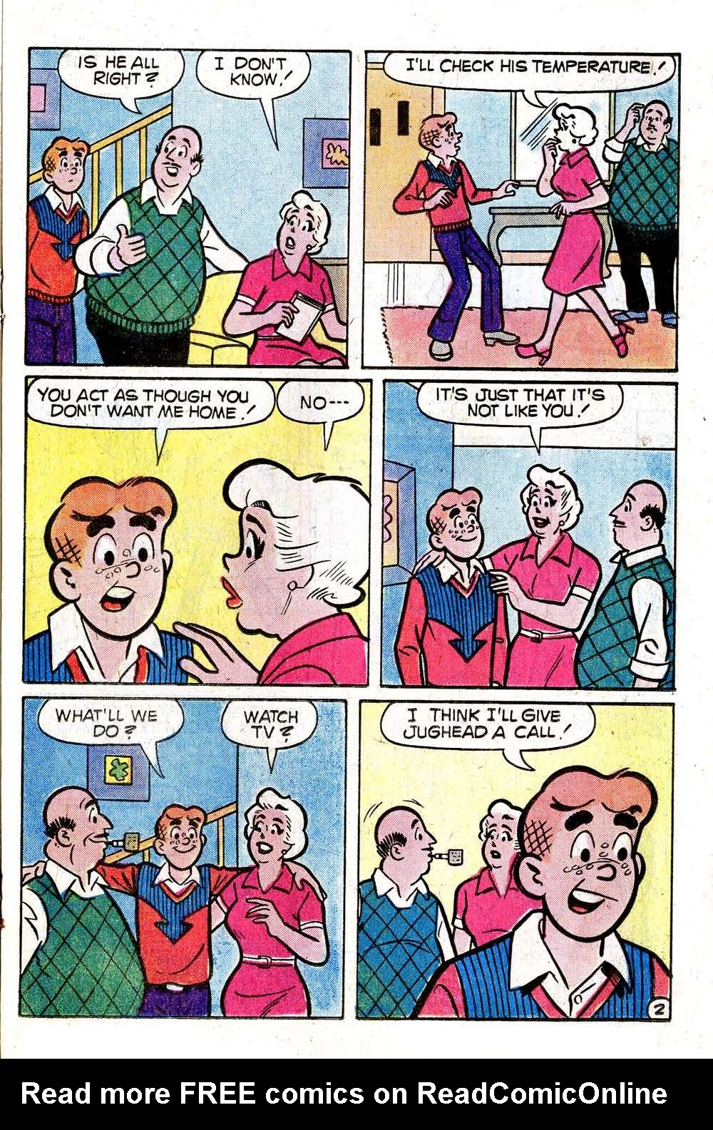 Read online Archie (1960) comic -  Issue #271 - 21