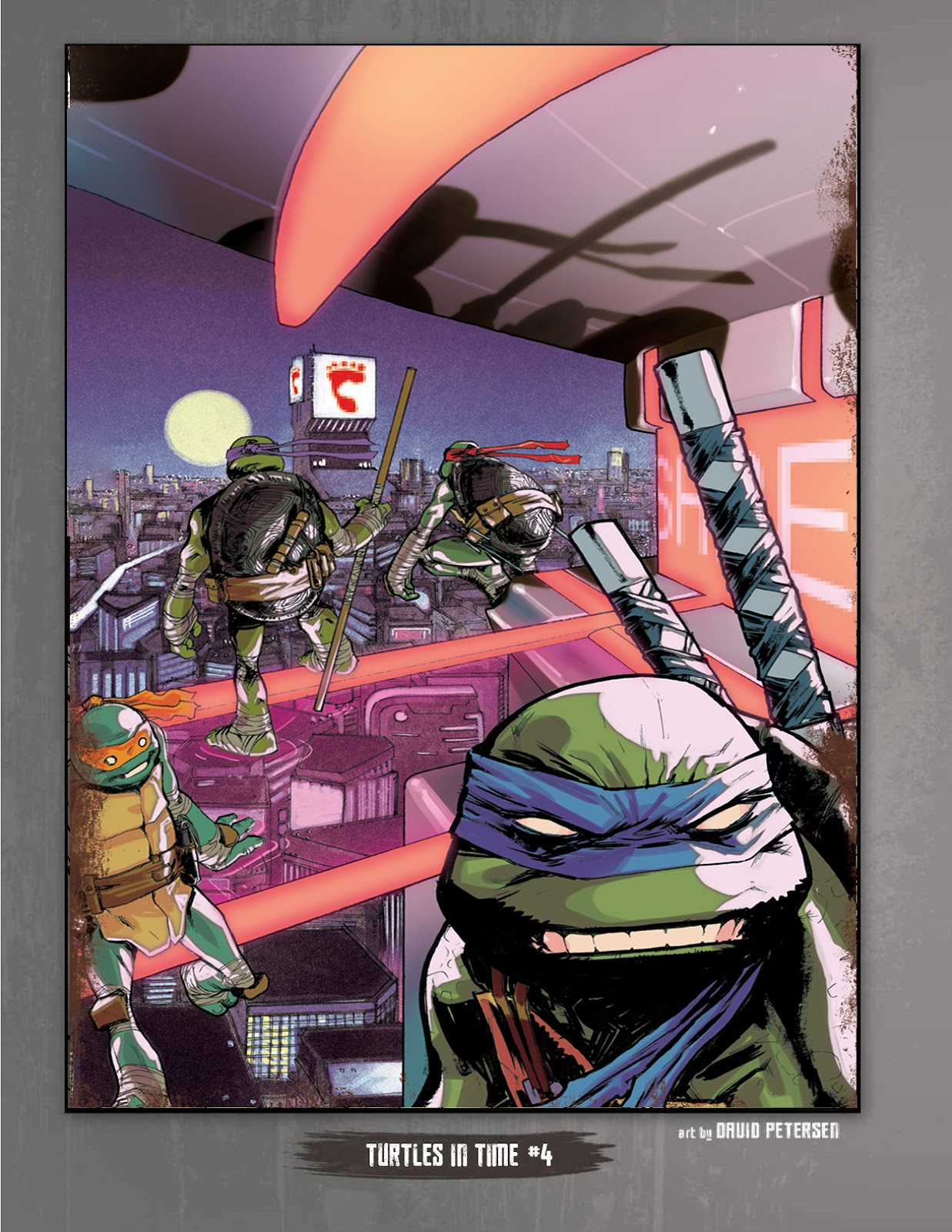 Read online Teenage Mutant Ninja Turtles: The IDW Collection comic -  Issue # TPB 5 (Part 1) - 75