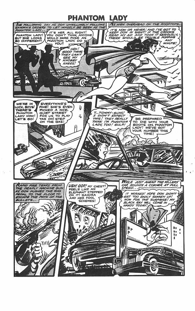 Read online Golden-Age Men of Mystery comic -  Issue #3 - 22