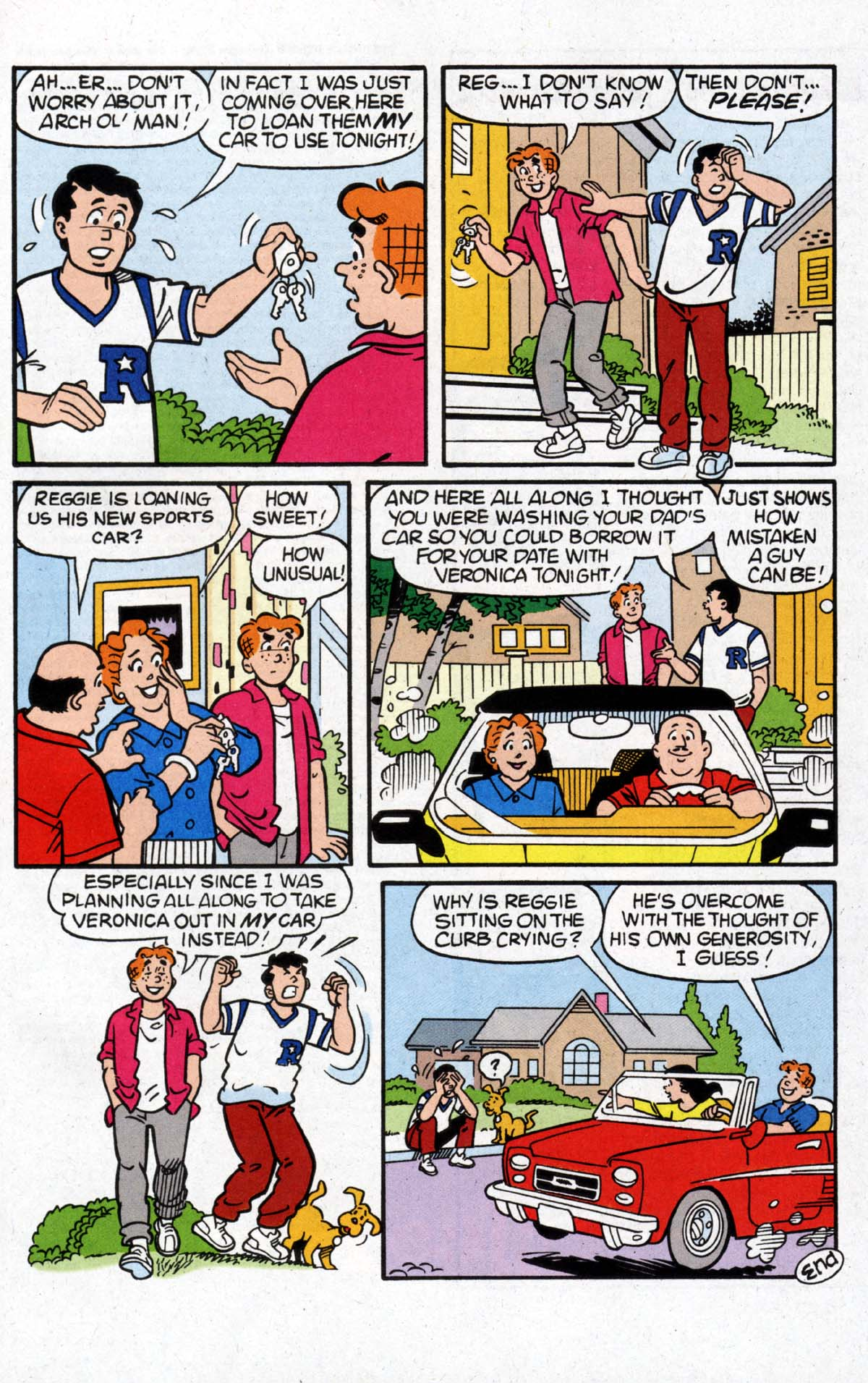 Read online Archie (1960) comic -  Issue #526 - 13