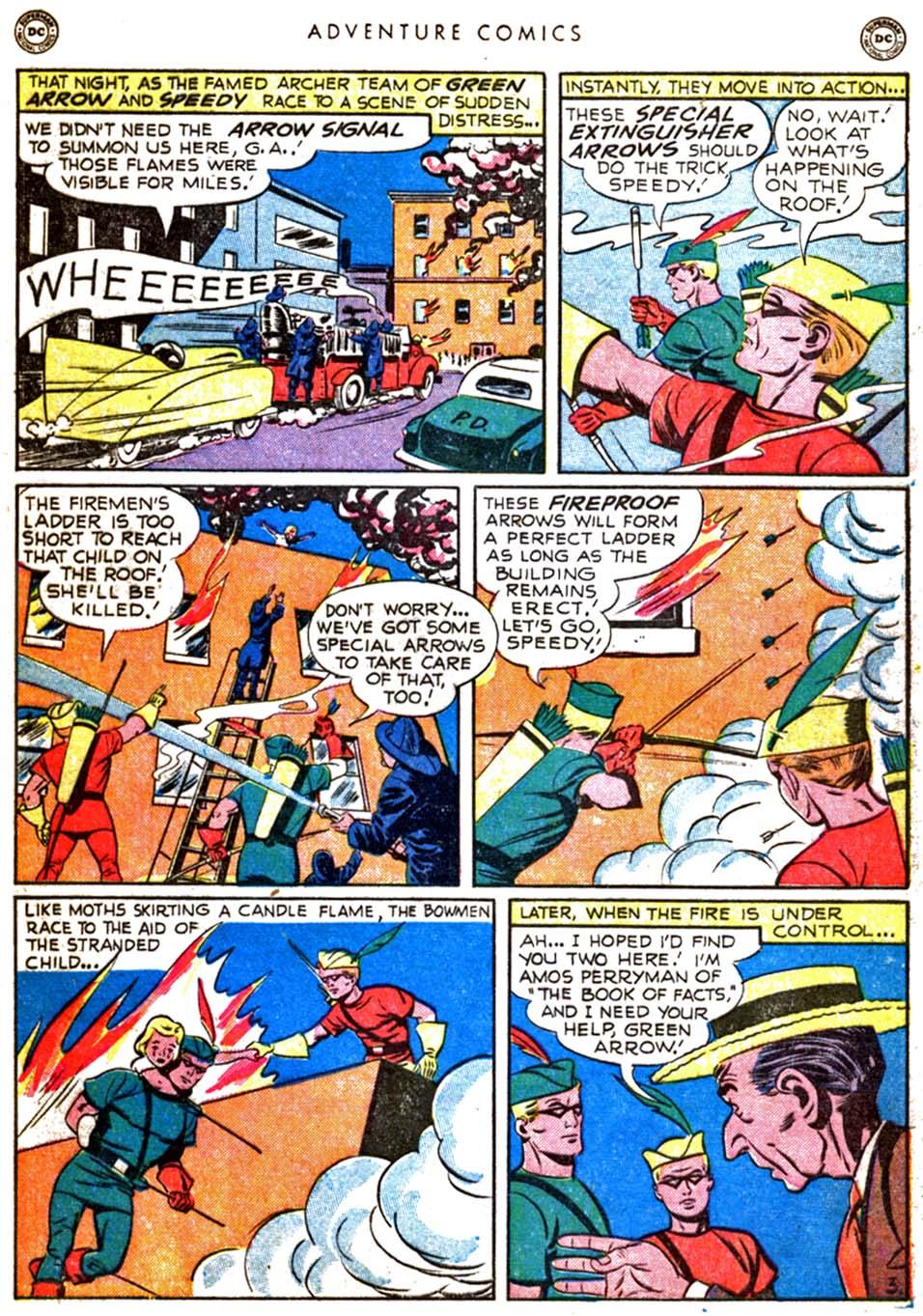 Read online Adventure Comics (1938) comic -  Issue #160 - 41