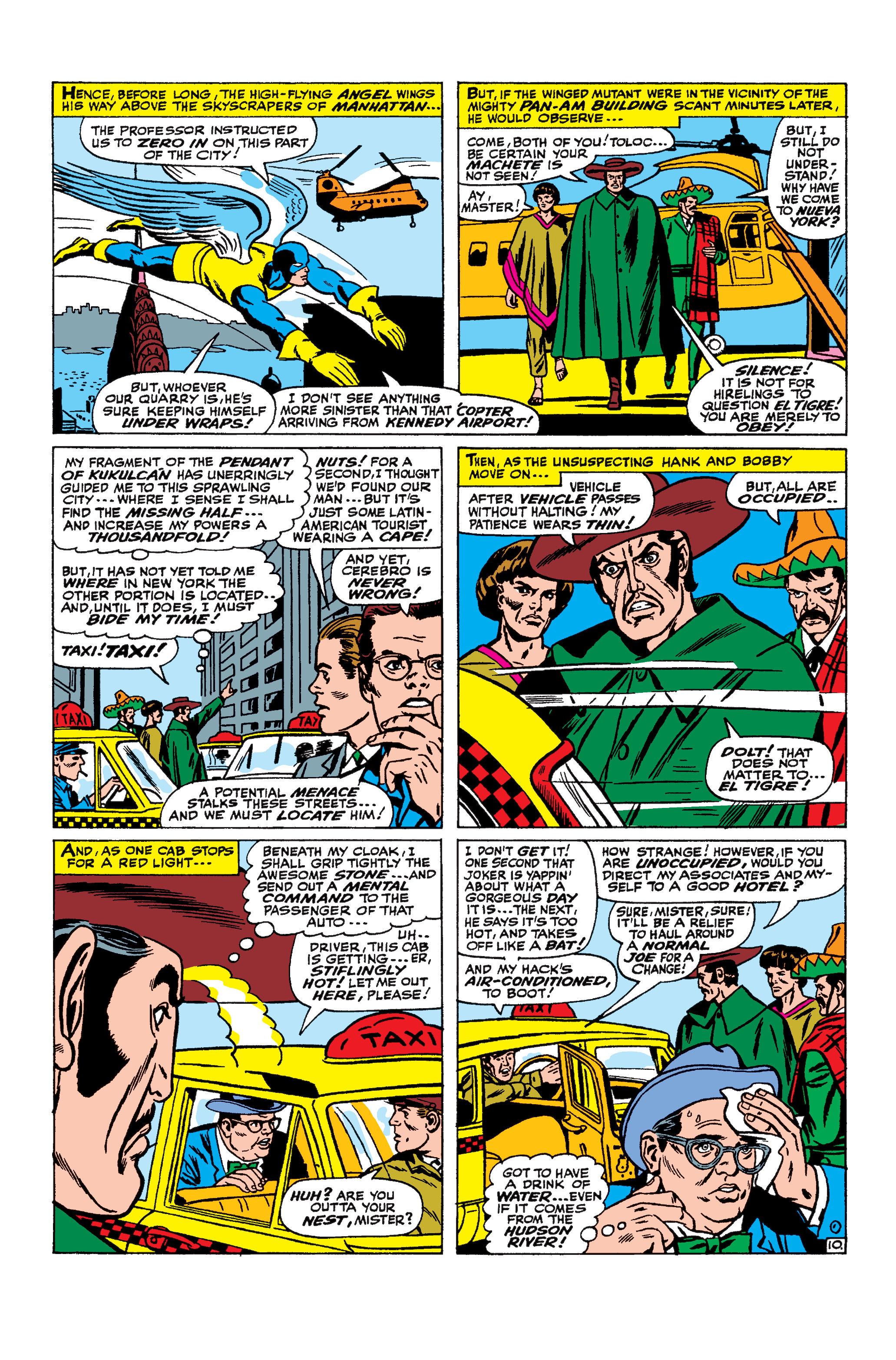 Uncanny X-Men (1963) 25 Page 10