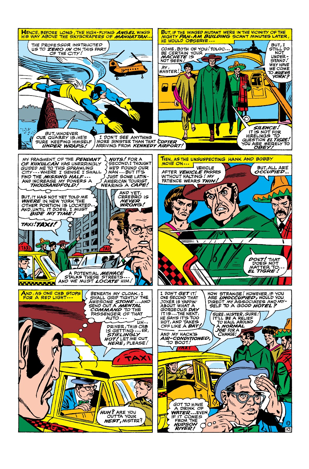 Uncanny X-Men (1963) issue 25 - Page 11