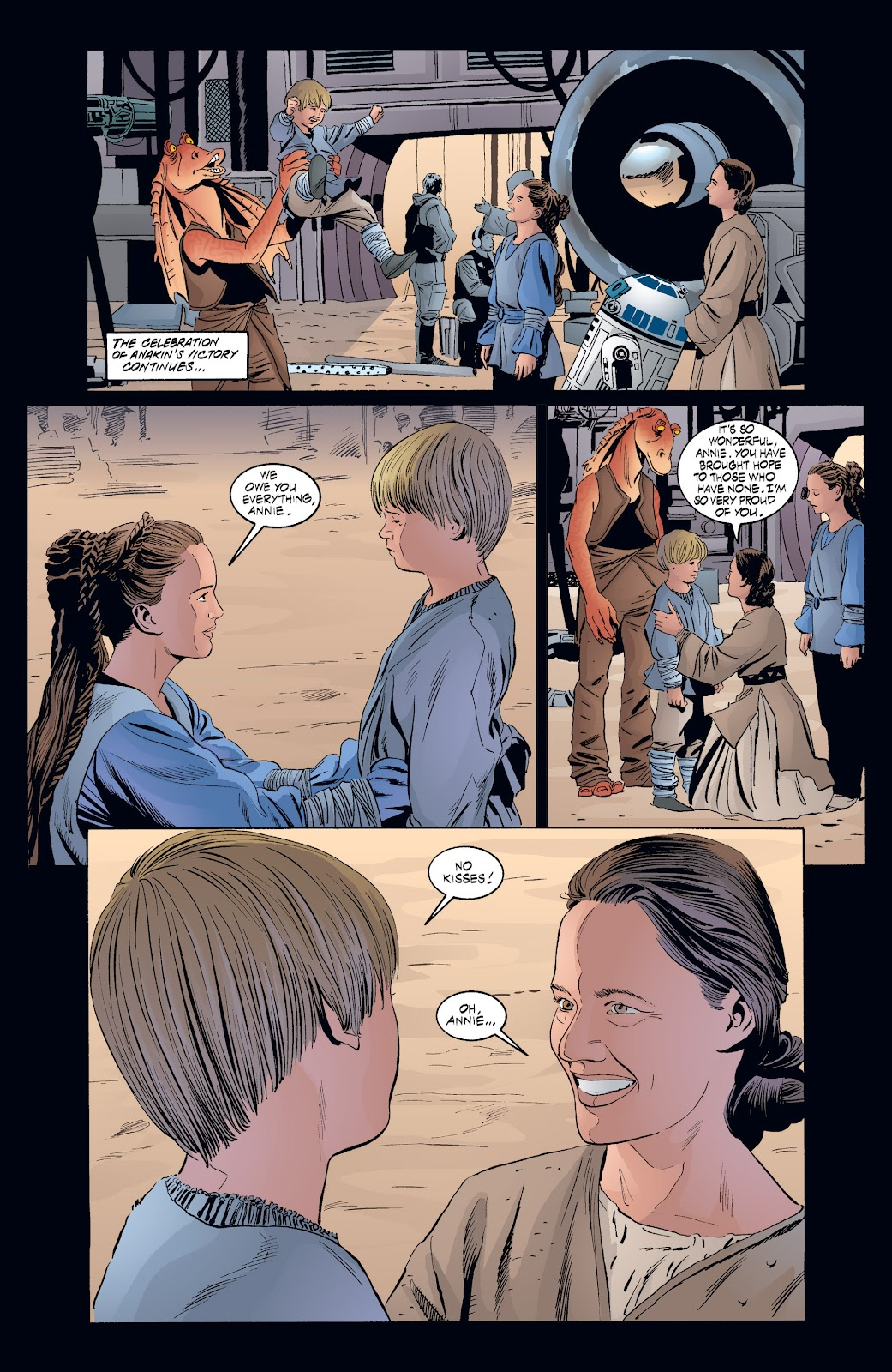 Read online Star Wars Legends: Rise of the Sith - Epic Collection comic -  Issue # TPB 2 (Part 3) - 89