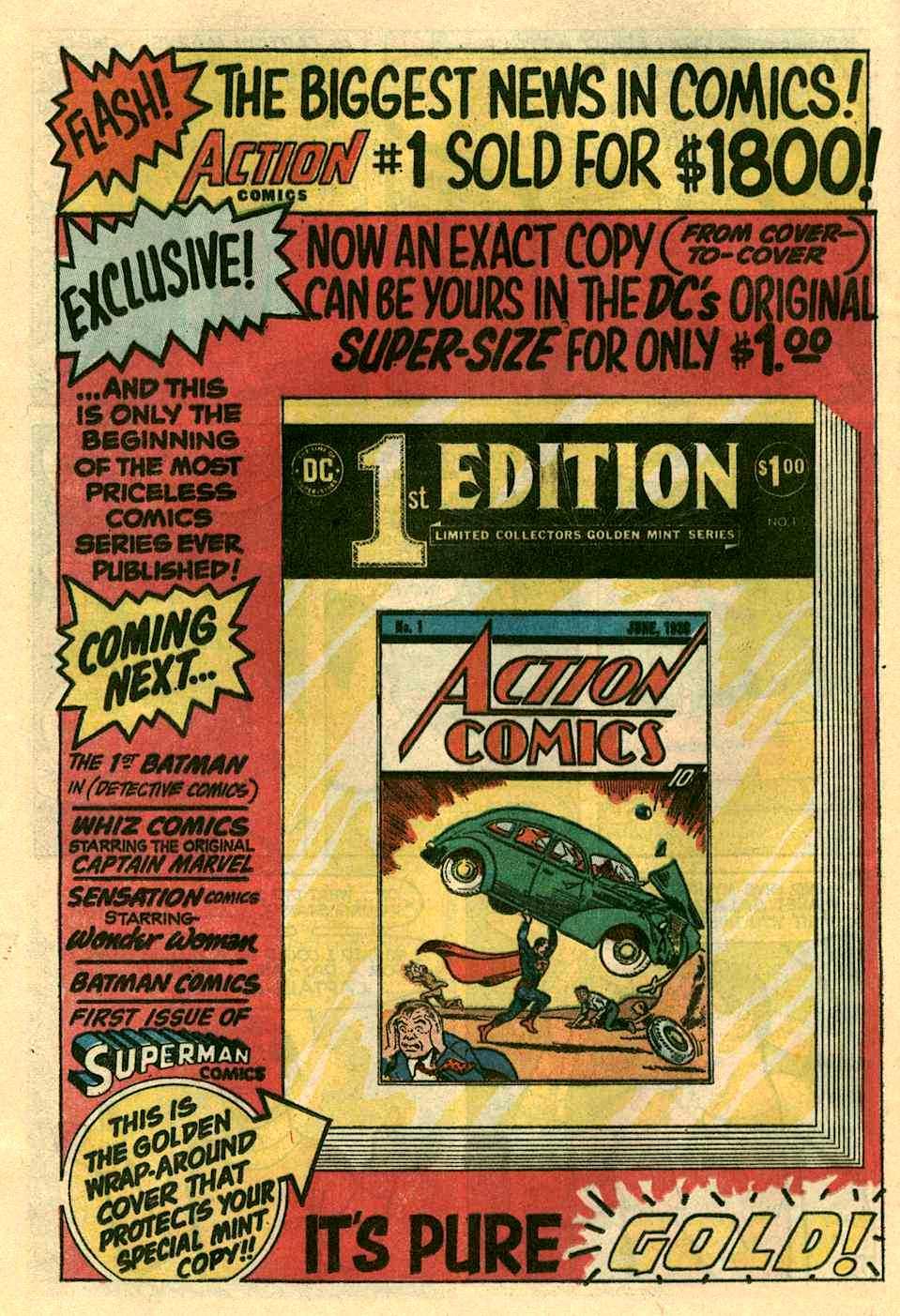 Read online Shazam! (1973) comic -  Issue #10 - 24