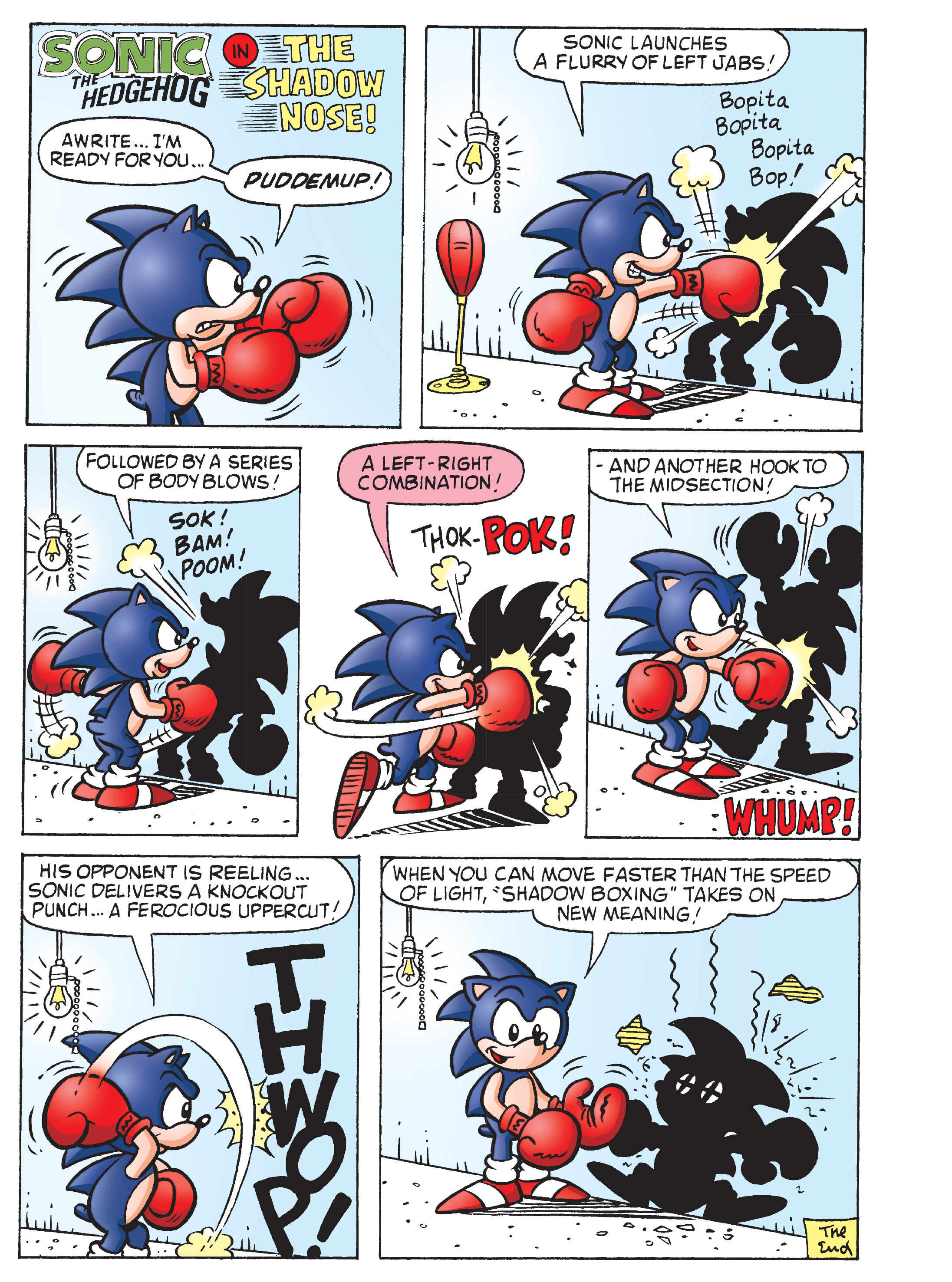 Read online Sonic Super Digest comic -  Issue #7 - 97