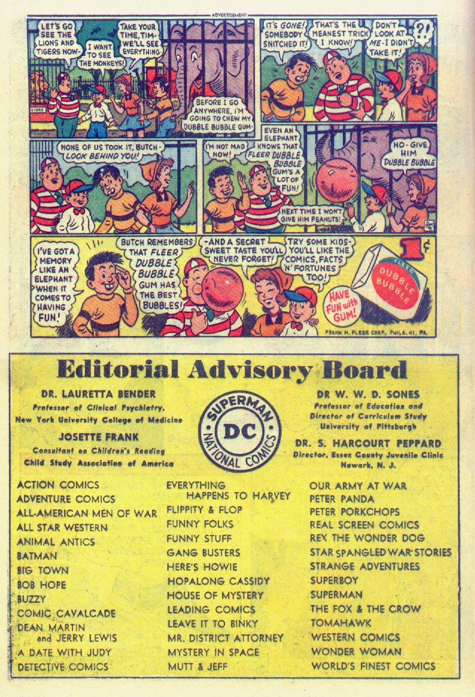 Read online Adventure Comics (1938) comic -  Issue #201 - 16