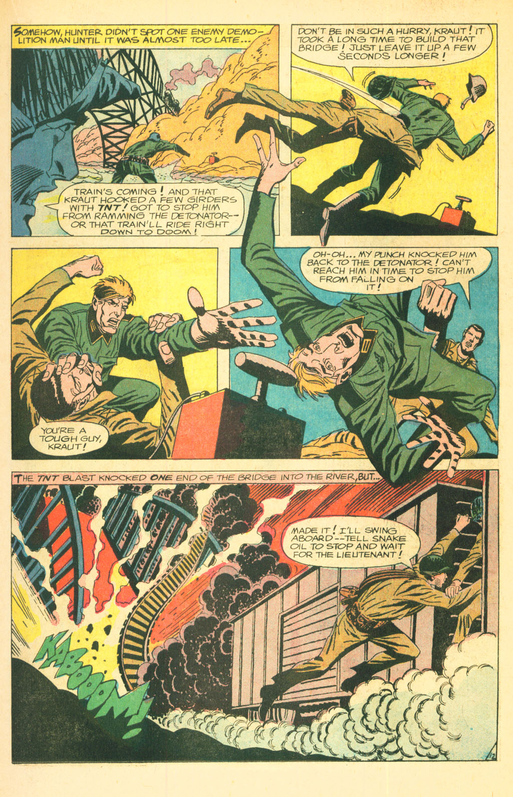 Our Fighting Forces (1954) issue 111 - Page 19