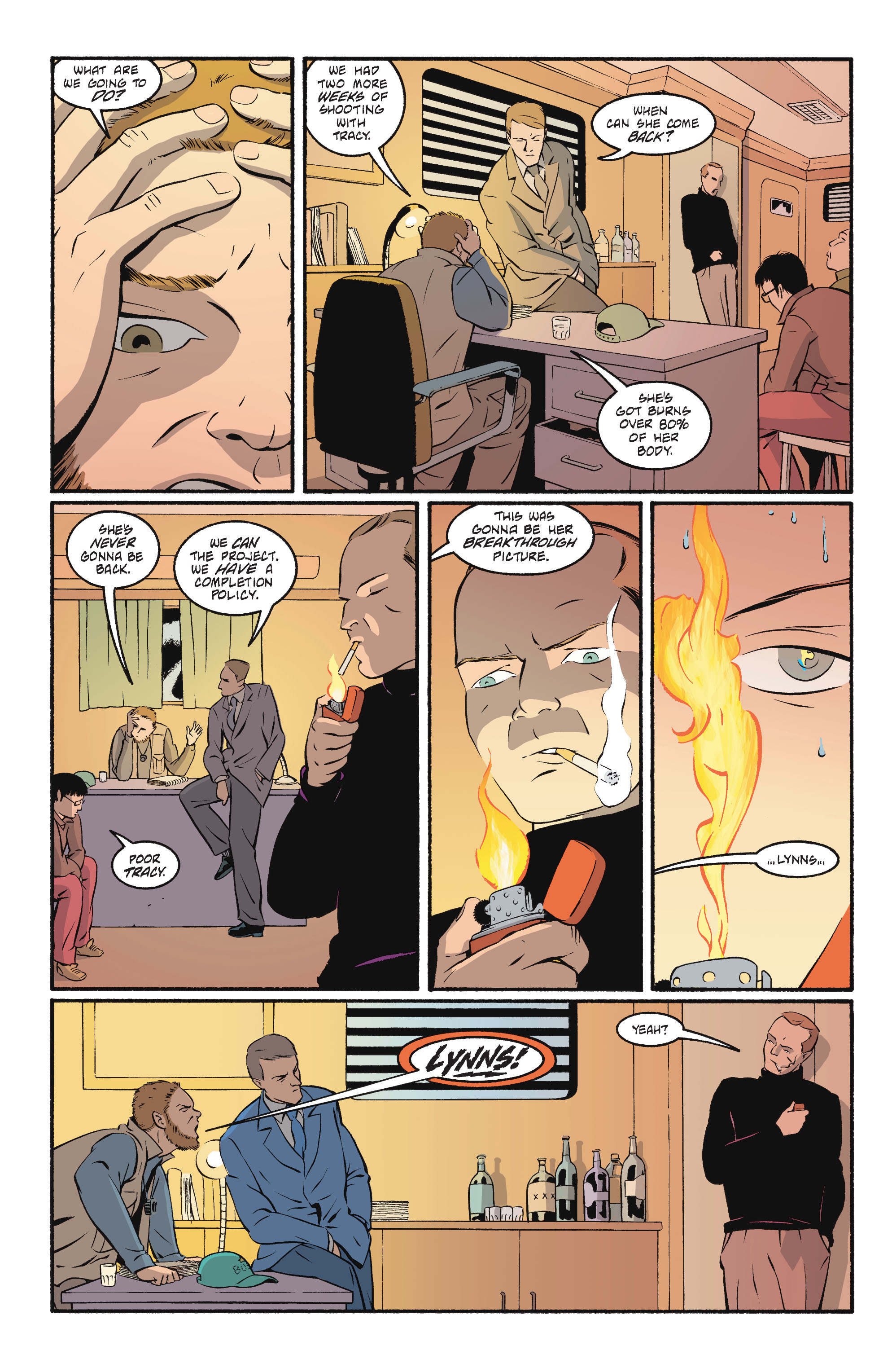 Read online Batgirl/Robin: Year One comic -  Issue # TPB 2 - 97