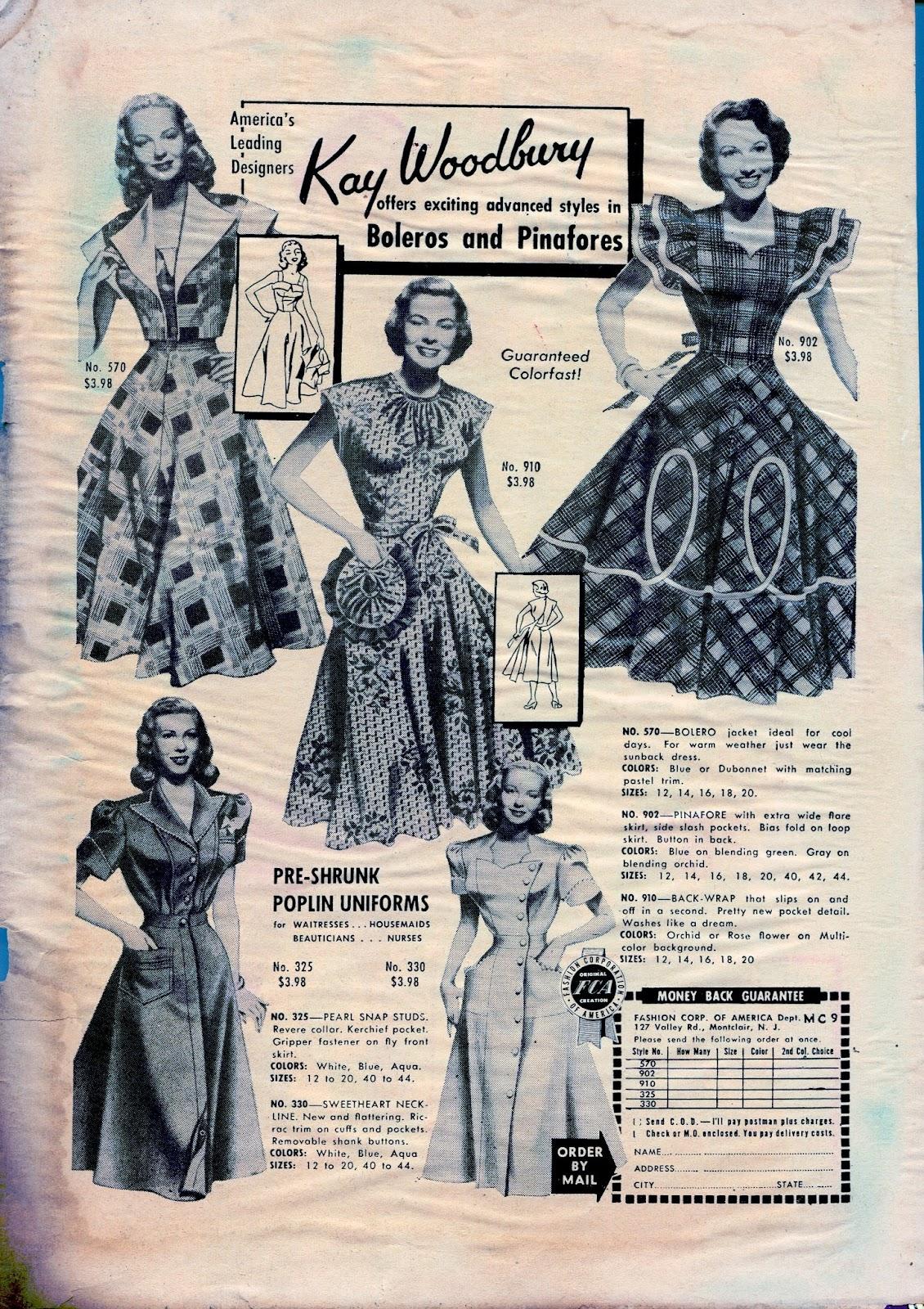 Venus (1948) issue 16 - Page 1