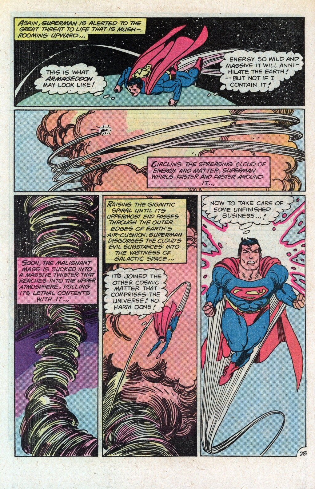 Read online Superman Special (1983) comic -  Issue #1 - 34