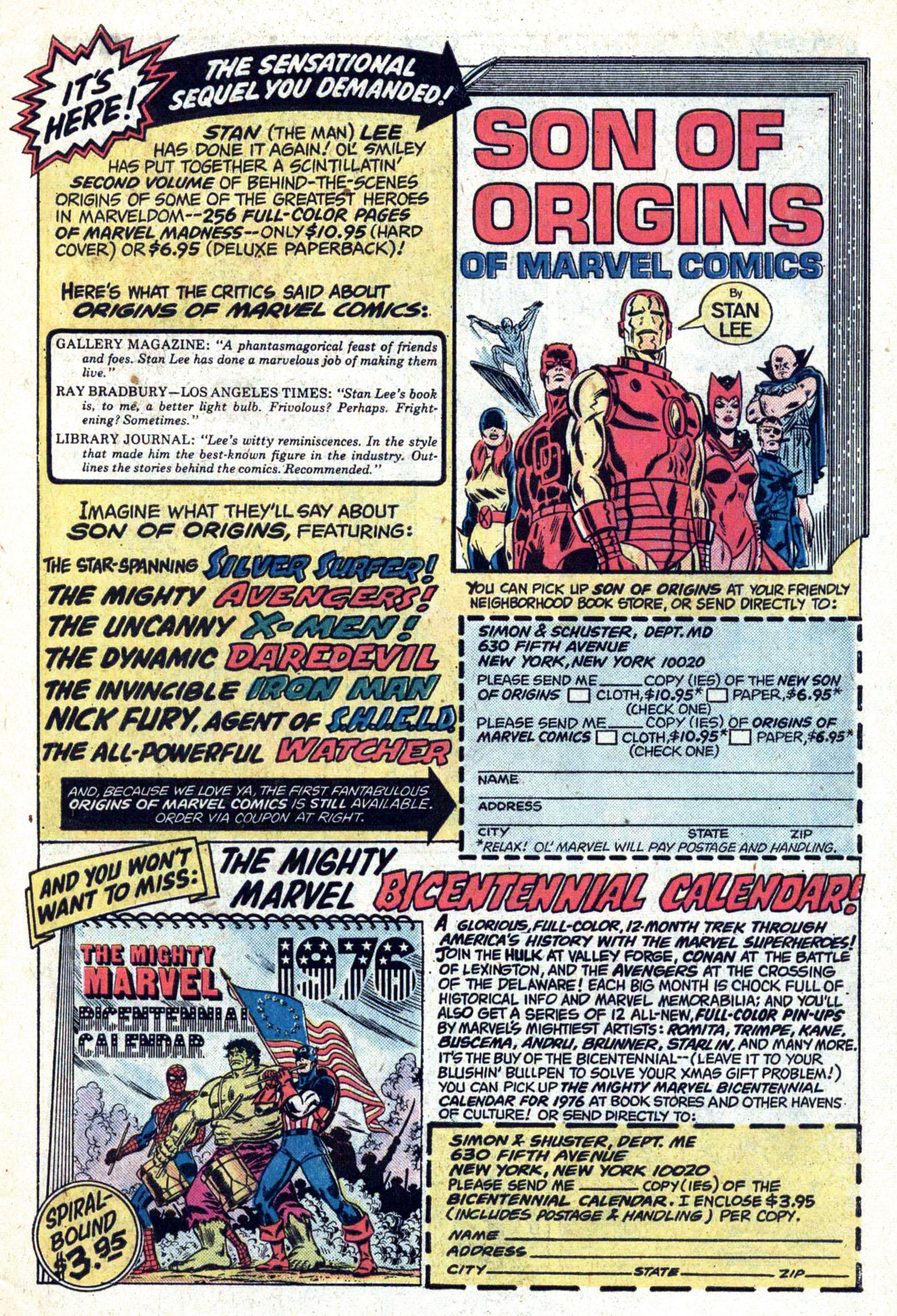 Read online Amazing Adventures (1970) comic -  Issue #34 - 7