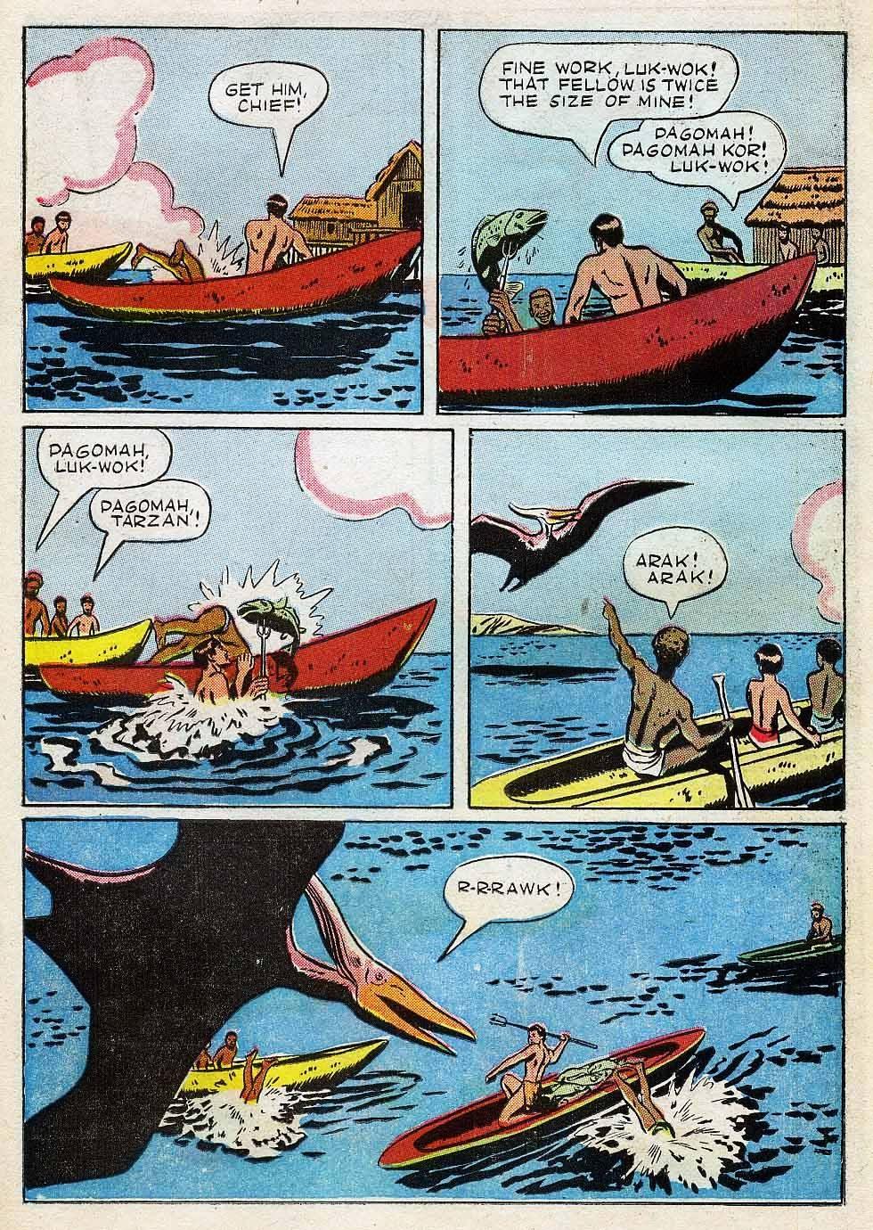 Tarzan (1948) issue 7 - Page 27