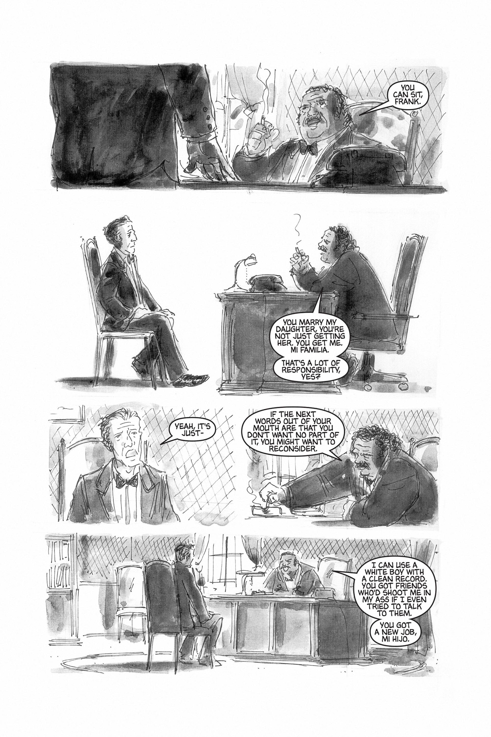 Read online Tumor comic -  Issue # TPB - 117