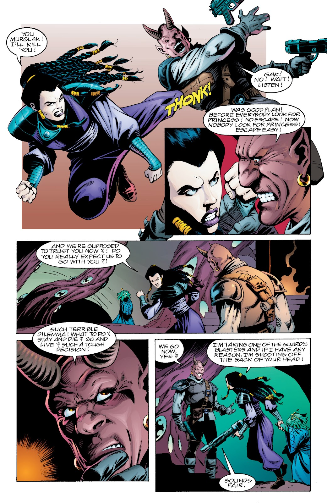 Read online Star Wars Legends: Rise of the Sith - Epic Collection comic -  Issue # TPB 1 (Part 5) - 65