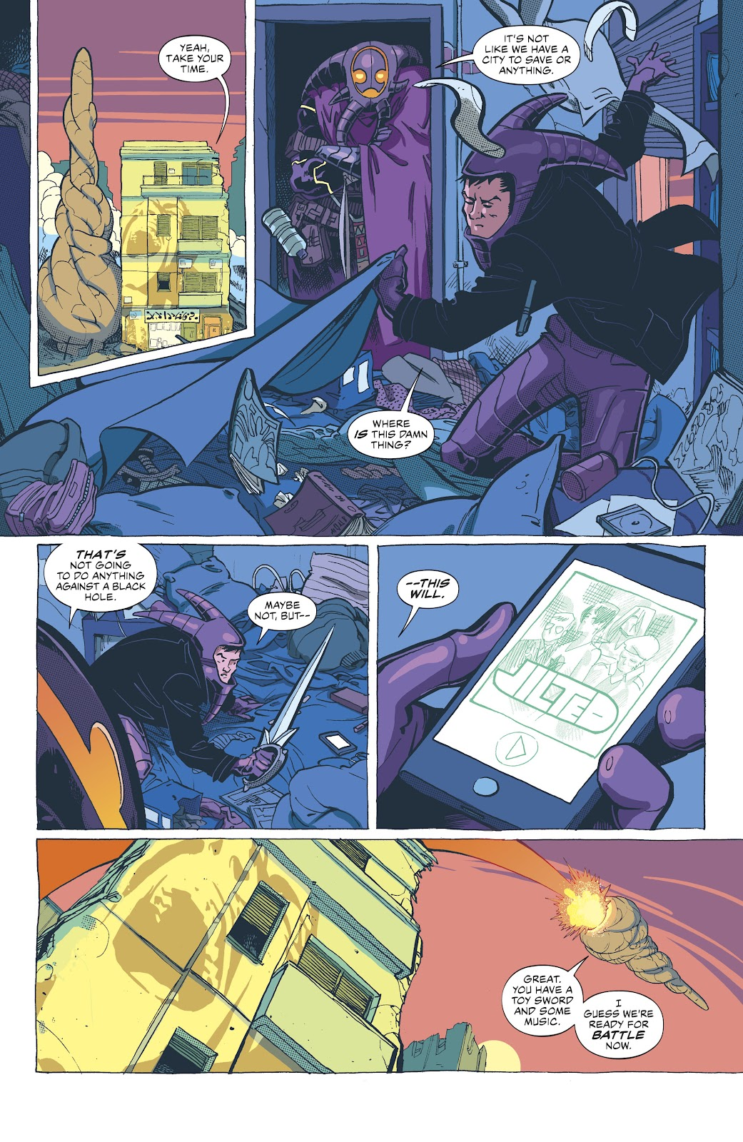 Collapser issue 6 - Page 15