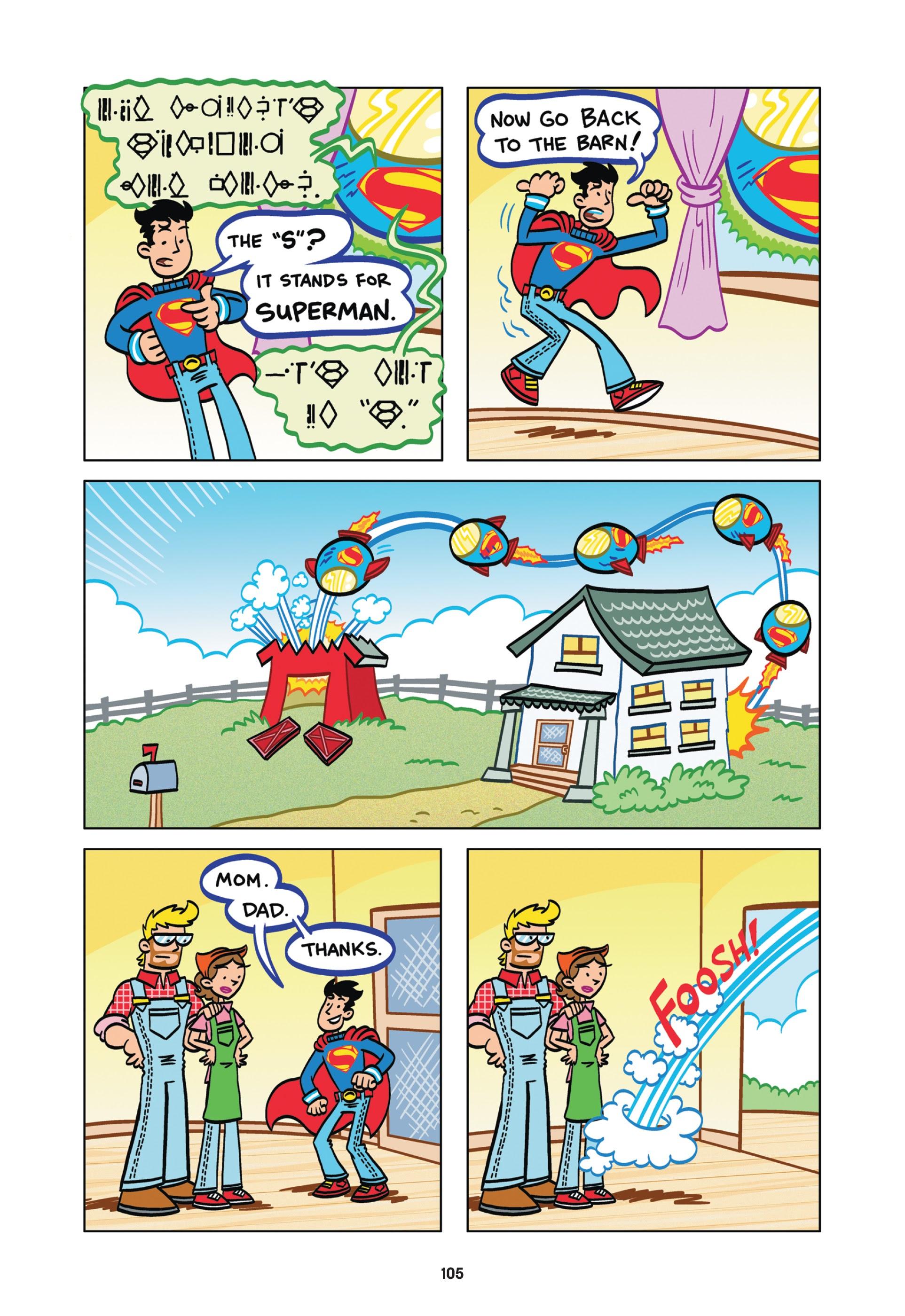 Superman of Smallville #TPB #1 - English 104