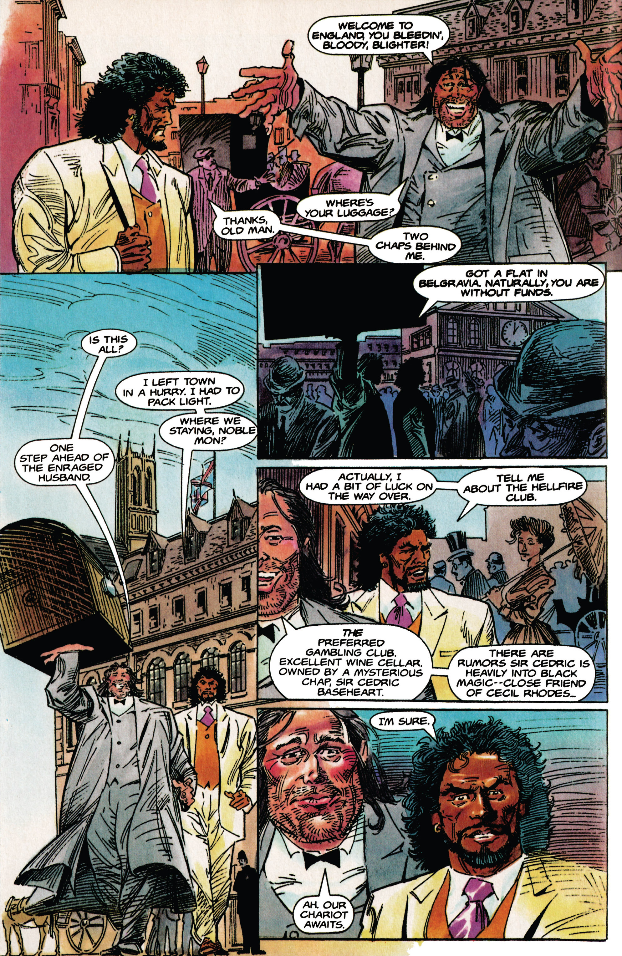 Read online Shadowman (1992) comic -  Issue # _TPB 1 - 13