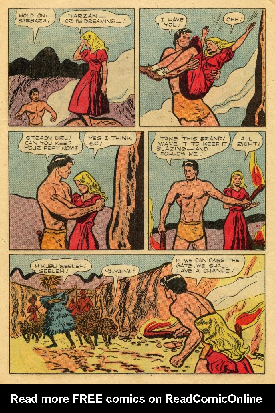 Tarzan (1948) issue 72 - Page 13