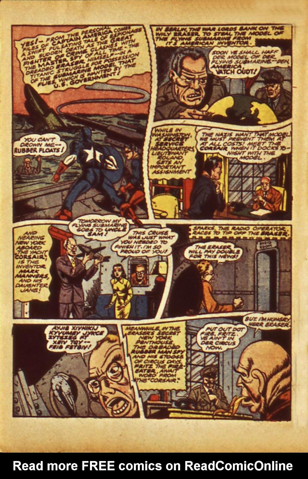 USA Comics issue 7 - Page 4