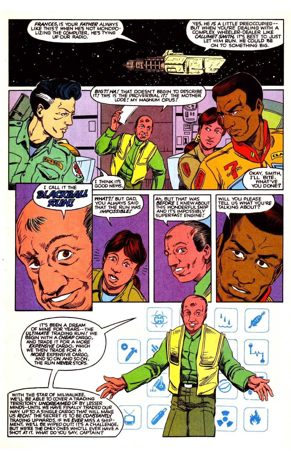 Dynamo Joe issue 8 - Page 19