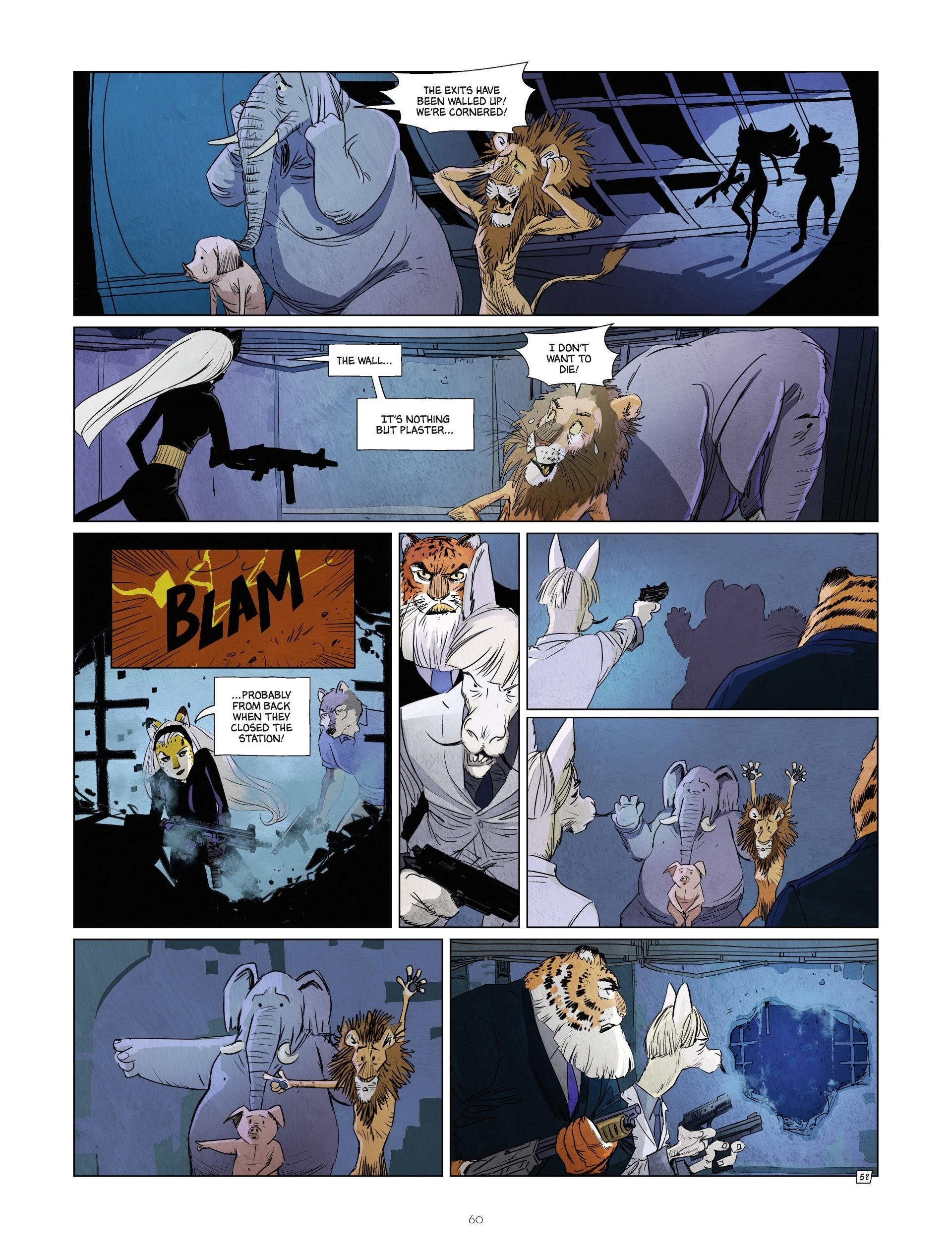 Read online Jack Wolfgang comic -  Issue #3 - 62